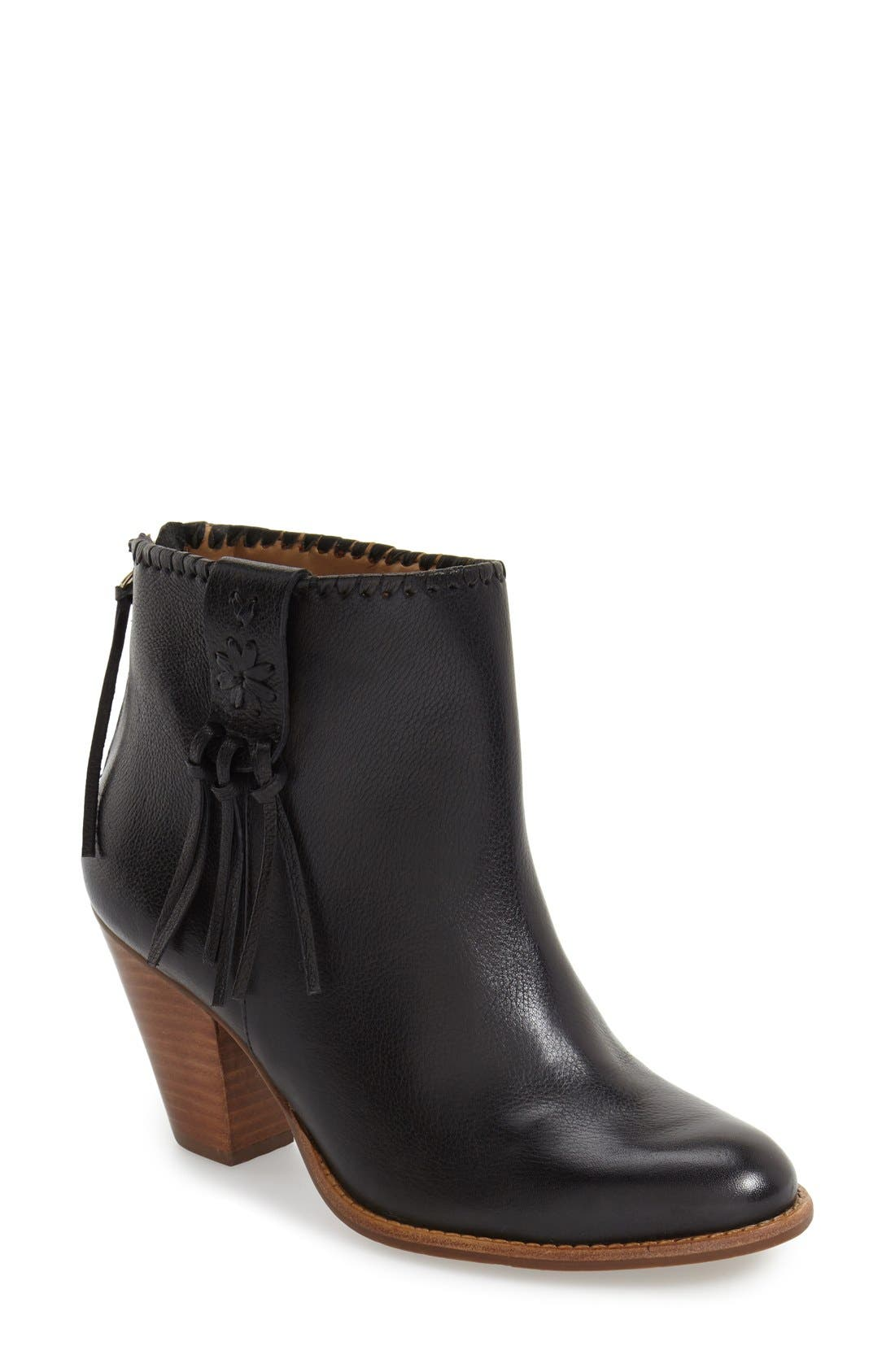 'Greer' Bootie,                             Main thumbnail 2, color,