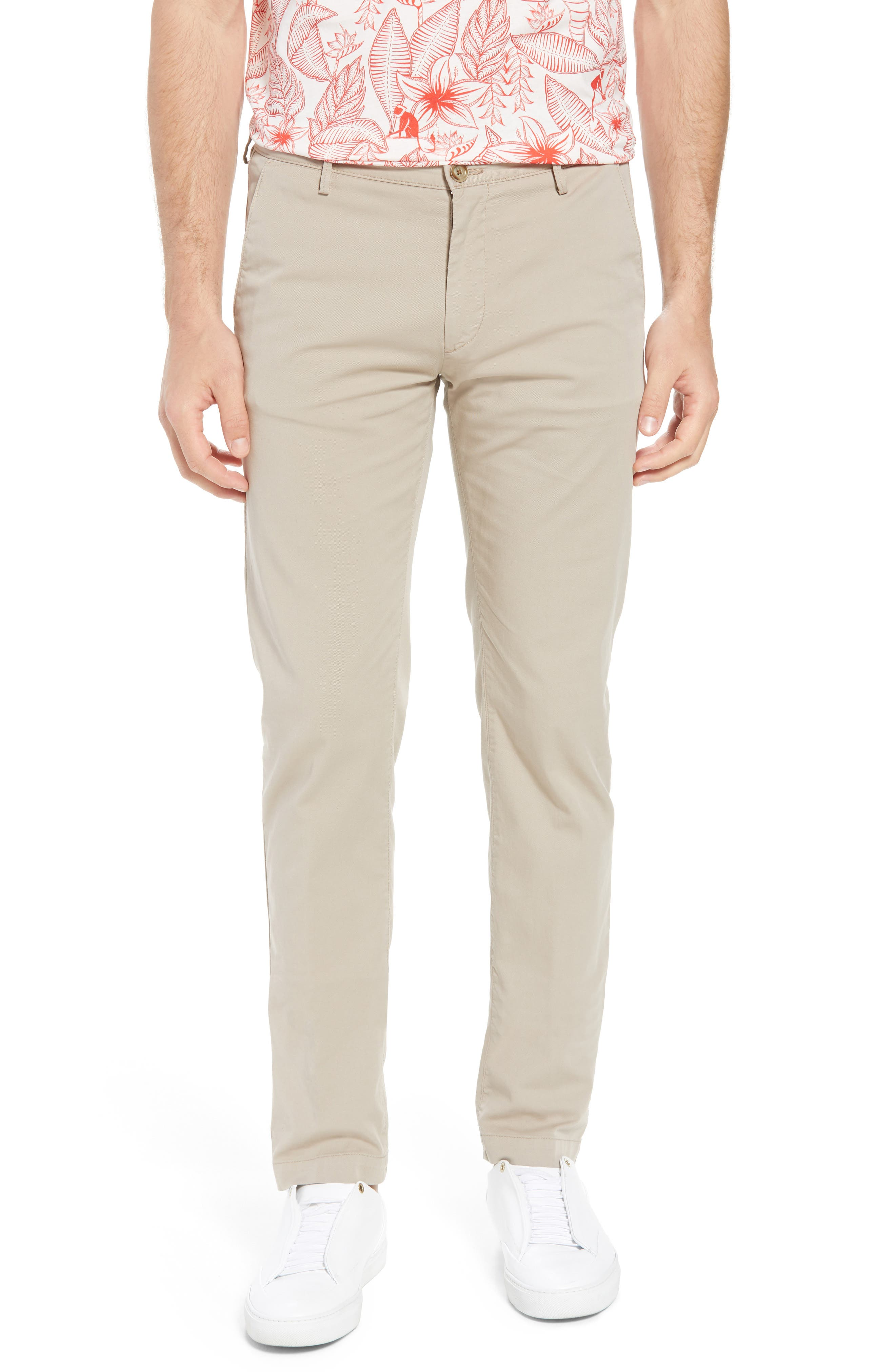 Rice Slim Fit Chino Pants,                         Main,                         color,