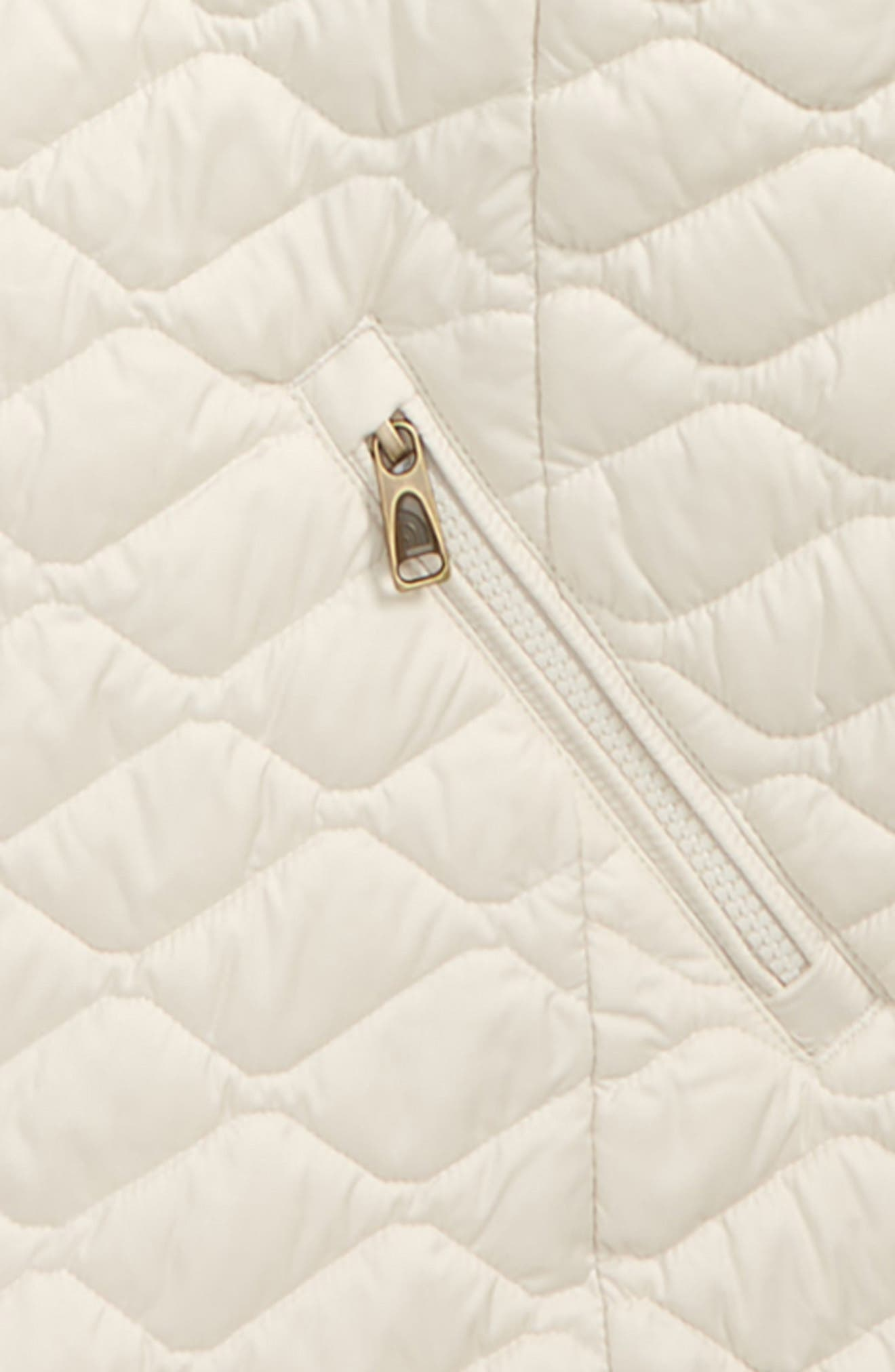 ThermoBall<sup>™</sup> PrimaLoft<sup>®</sup> Quilted Parka,                             Alternate thumbnail 2, color,                             VINTAGE WHITE