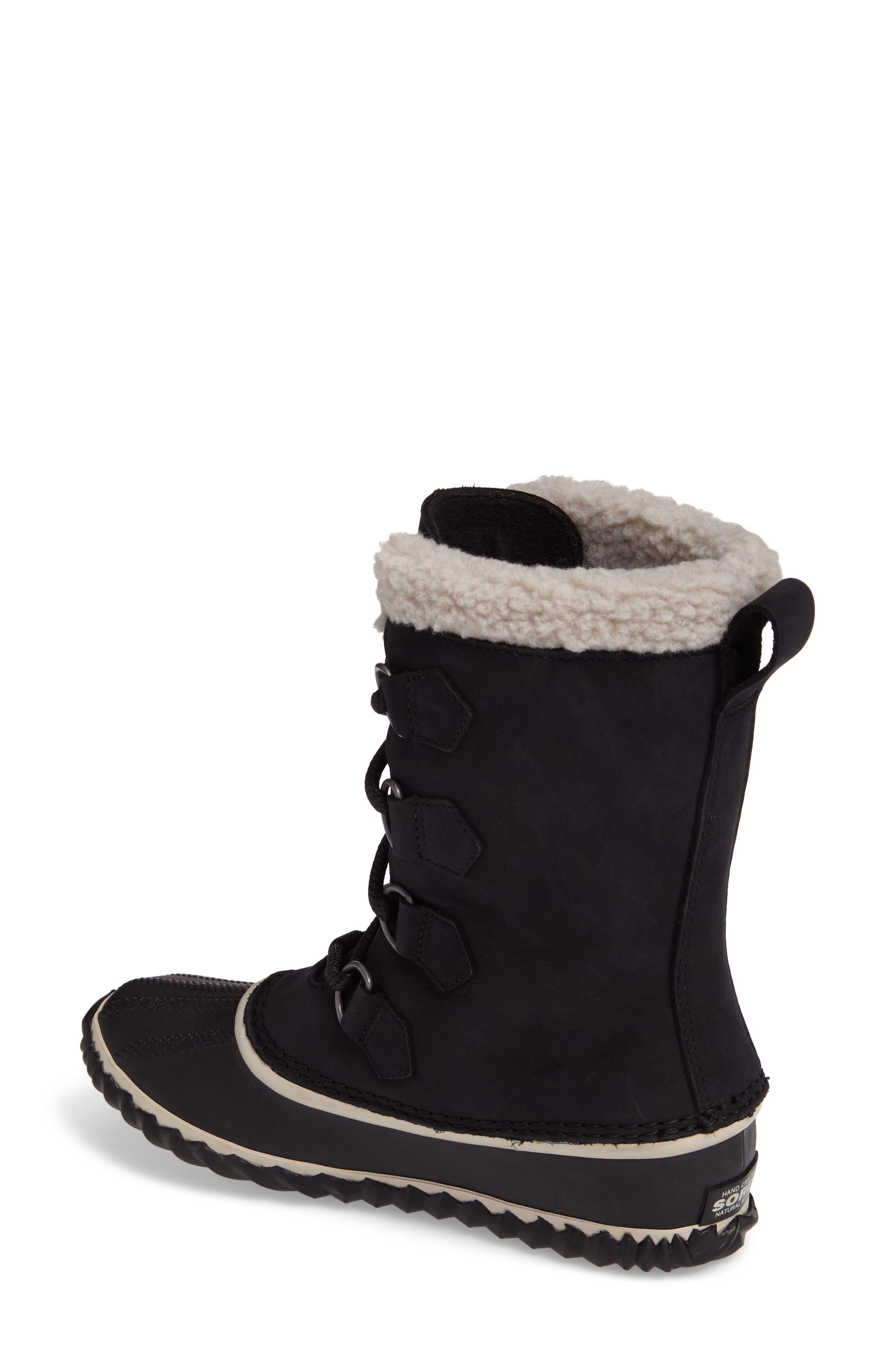Caribou Slim Waterproof Boot,                             Alternate thumbnail 2, color,                             010