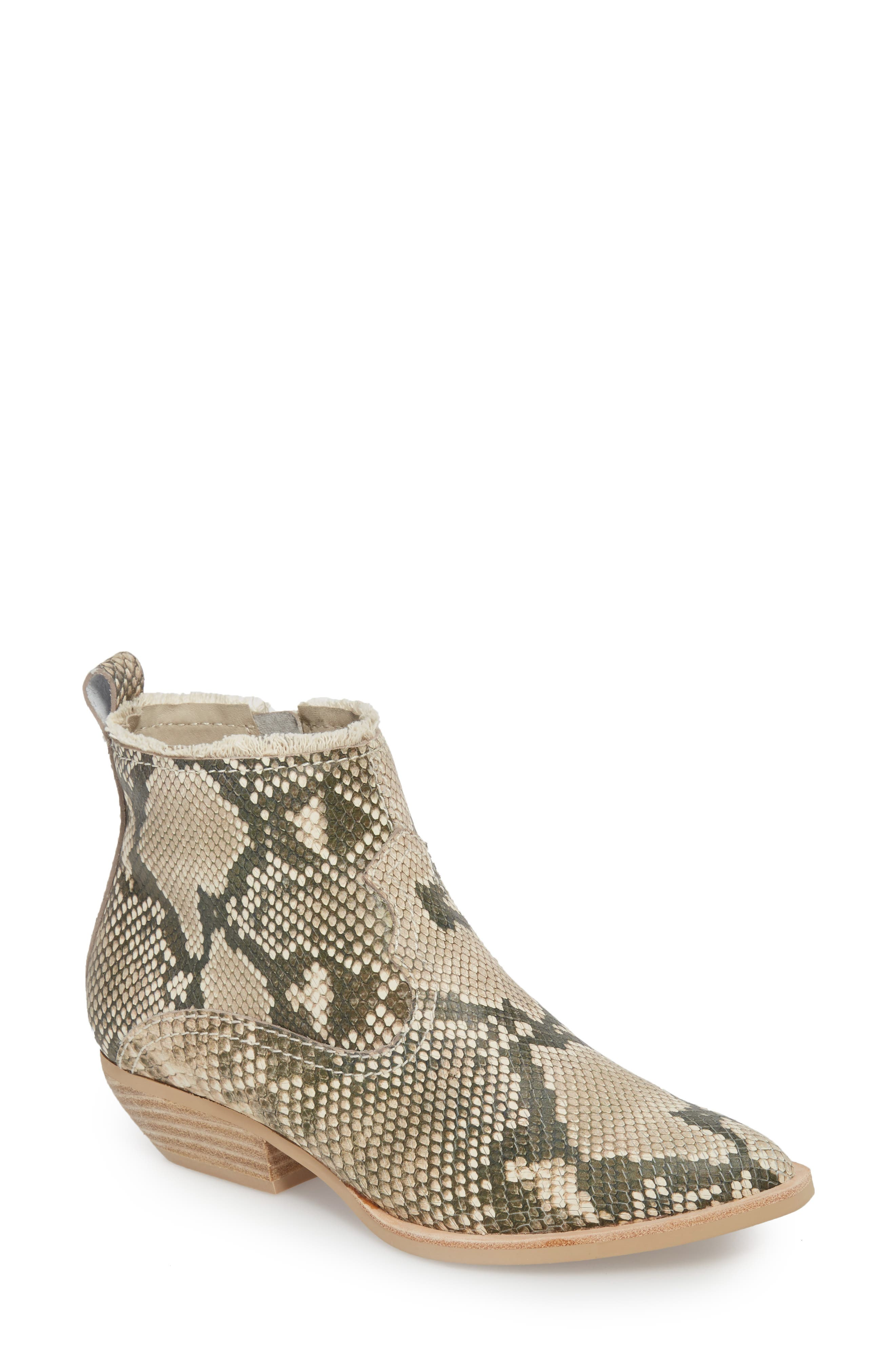 Unity Bootie,                         Main,                         color, SNAKE