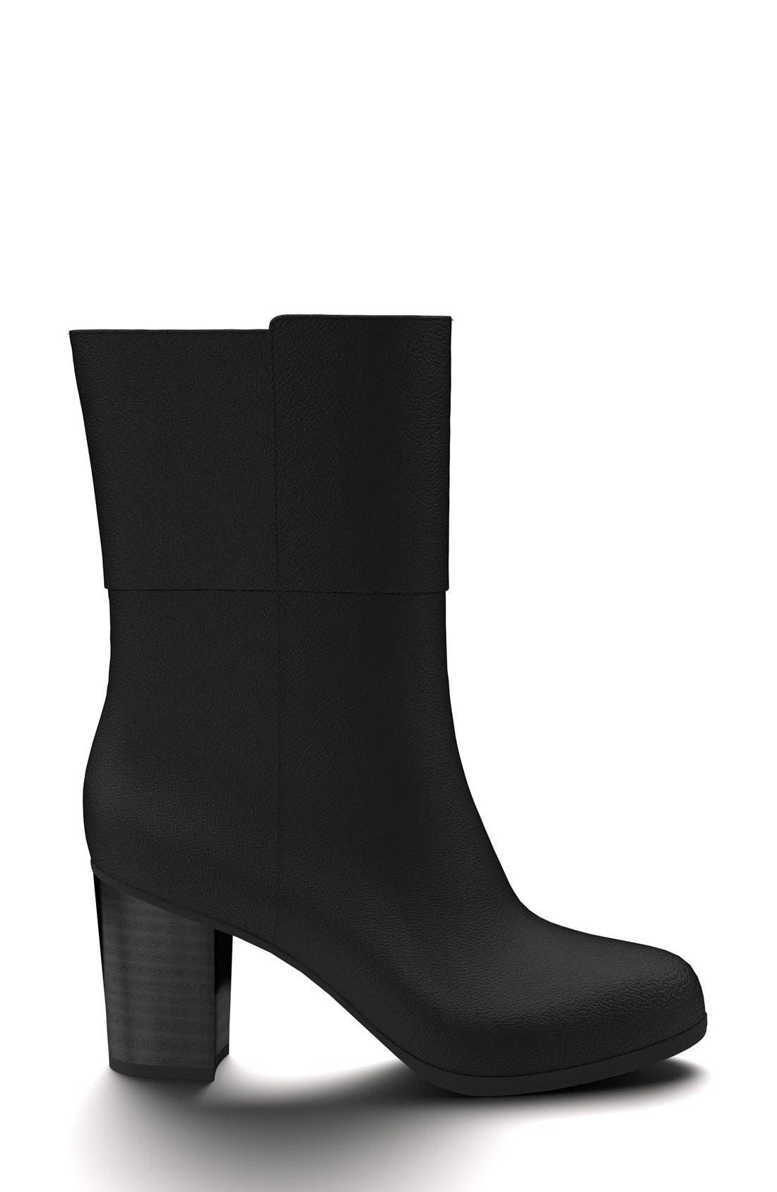 Block Heel Boot,                             Alternate thumbnail 14, color,