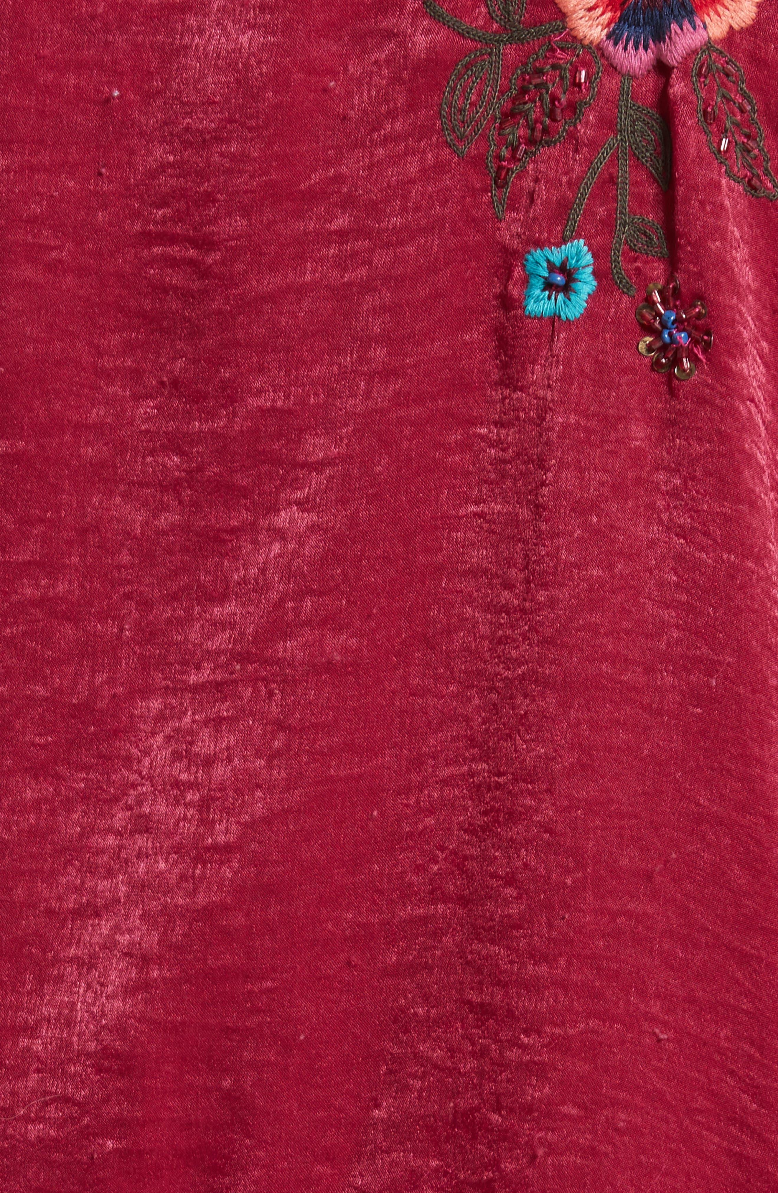Ariel Kimono,                             Alternate thumbnail 6, color,                             624