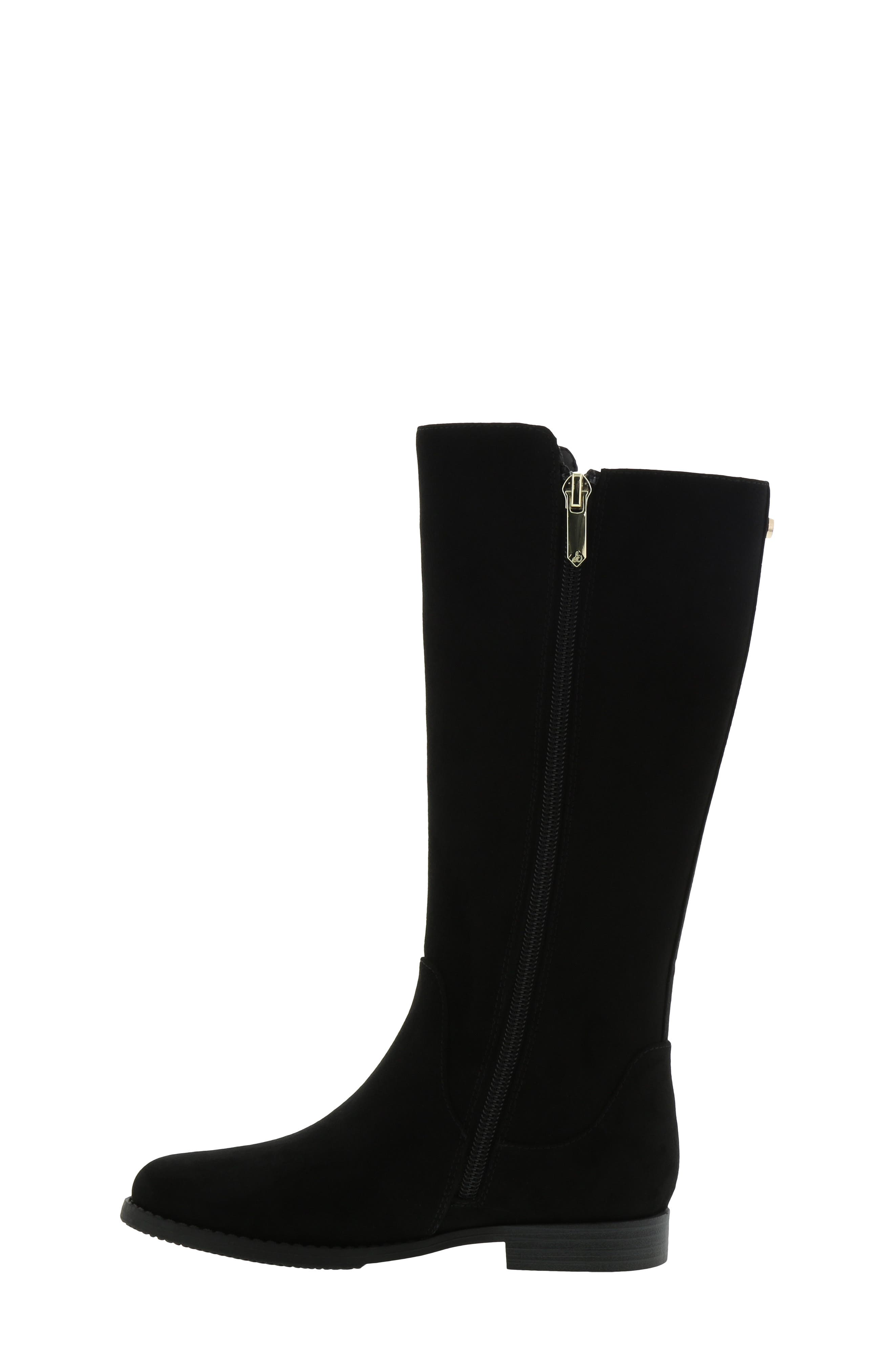 Kendall Bethany Boot,                             Alternate thumbnail 8, color,                             BLACK