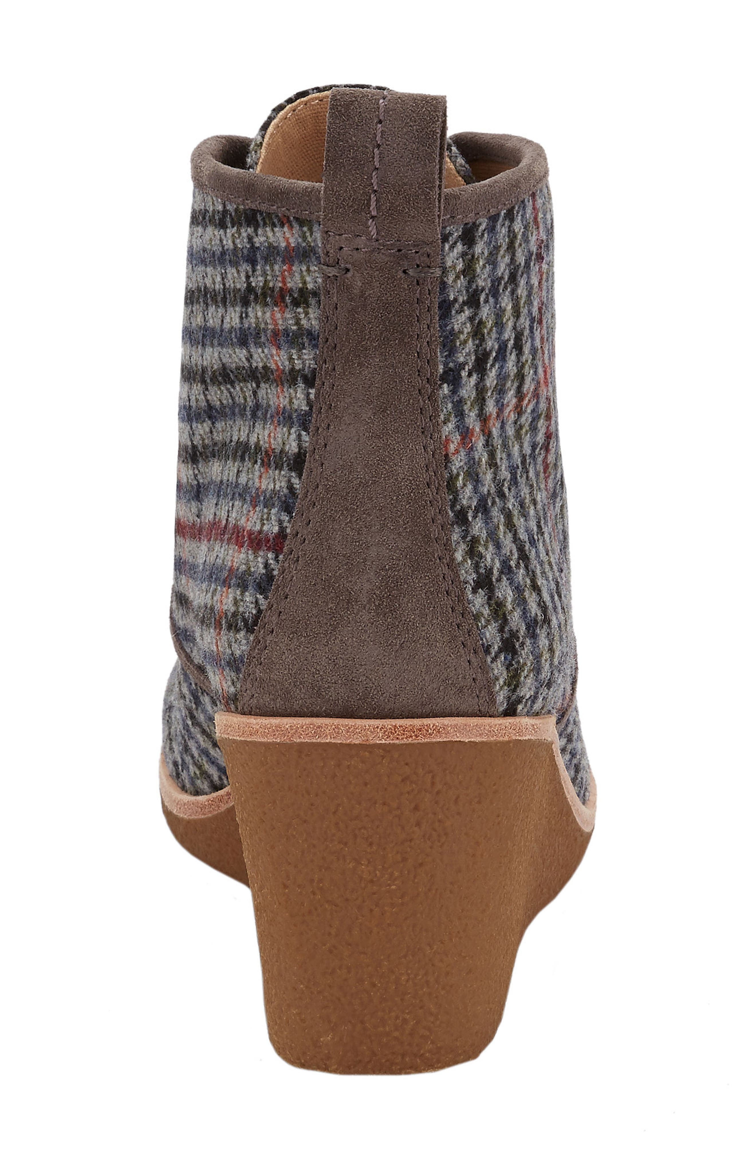 Rosa Wedge Bootie,                             Alternate thumbnail 15, color,
