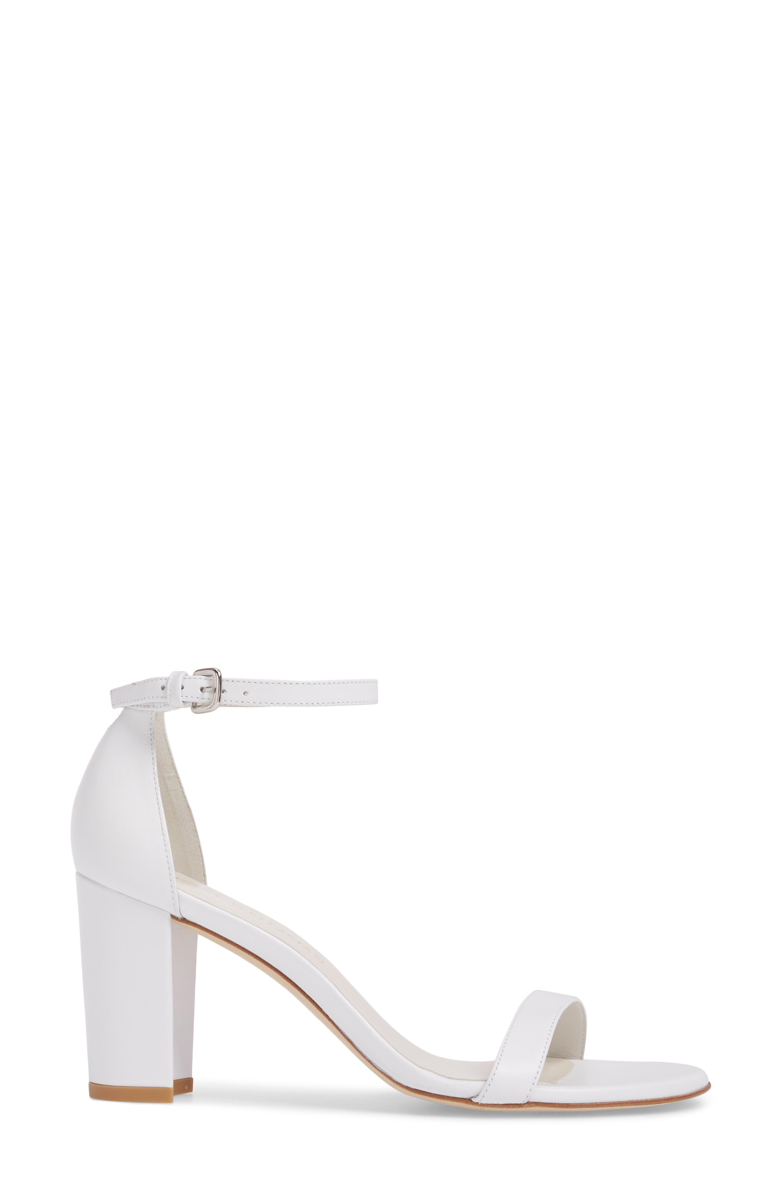 NearlyNude Ankle Strap Sandal,                             Alternate thumbnail 56, color,