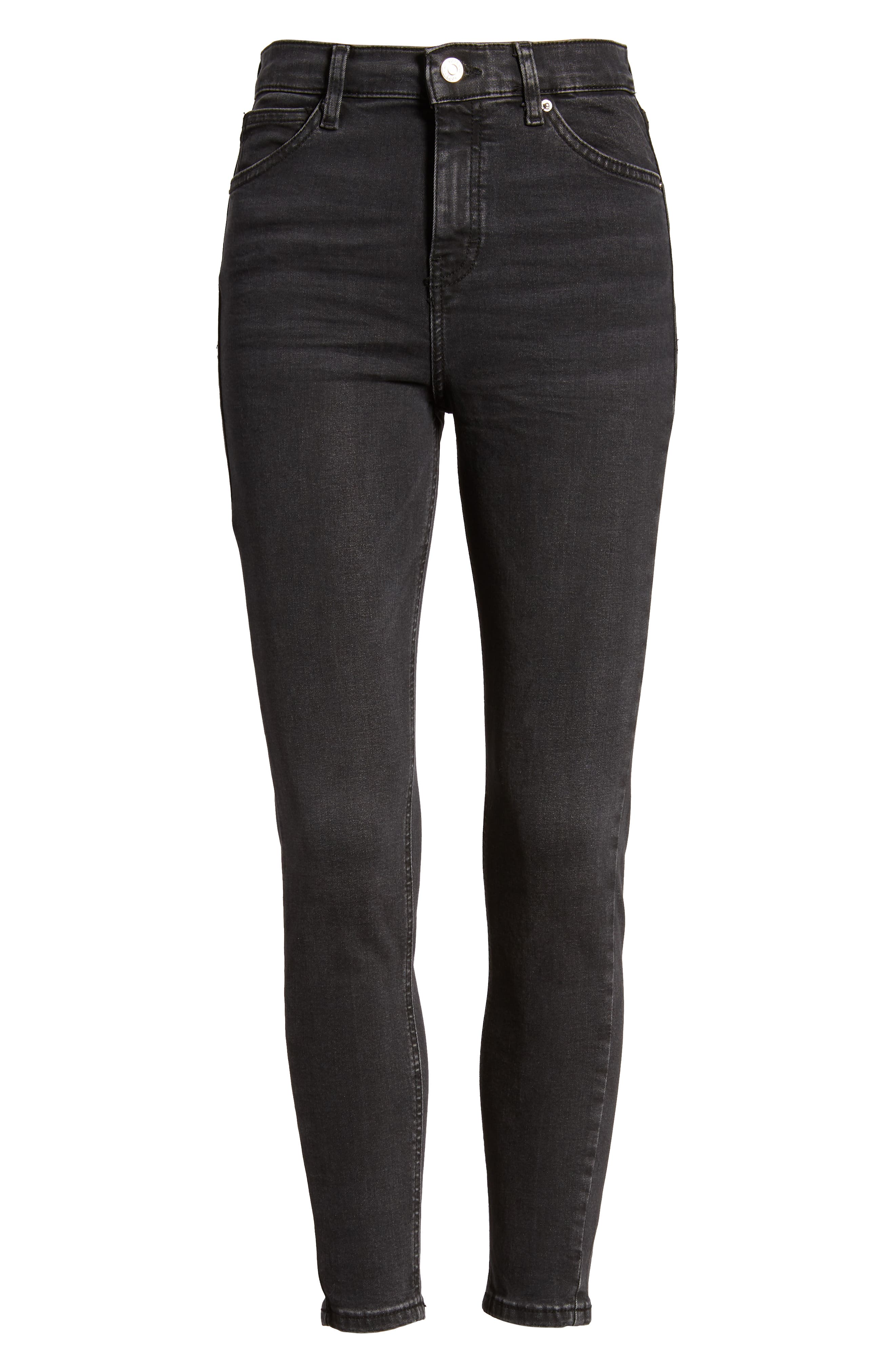 Jamie Jeans,                             Alternate thumbnail 7, color,                             WASHED BLACK