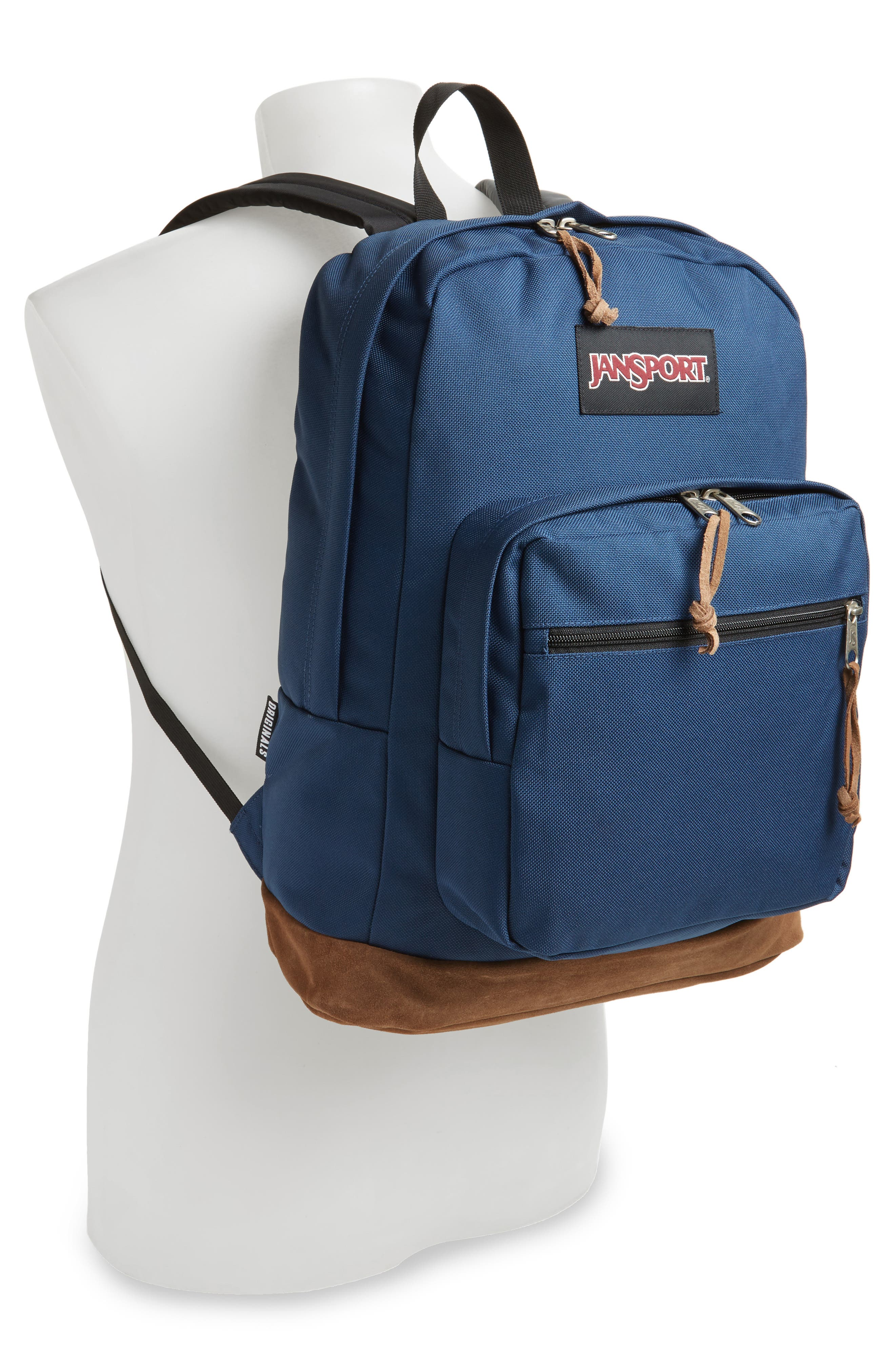 'Right Pack' Backpack,                             Alternate thumbnail 2, color,                             NAVY
