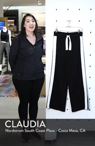 Wide Leg Track Pants, sales video thumbnail