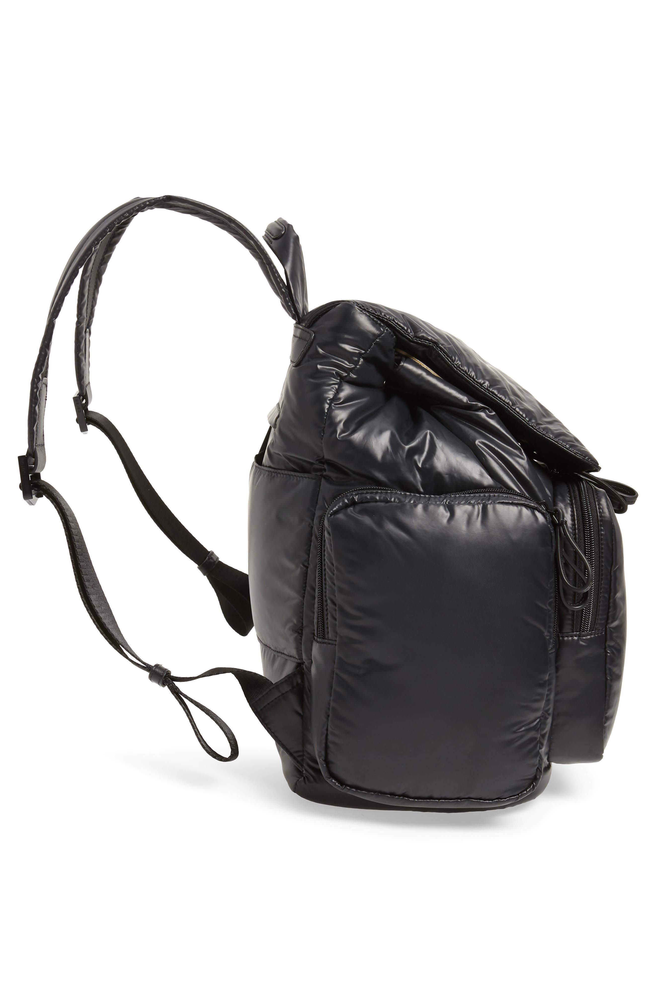 Cirrus Backpack,                             Alternate thumbnail 5, color,                             BLACK