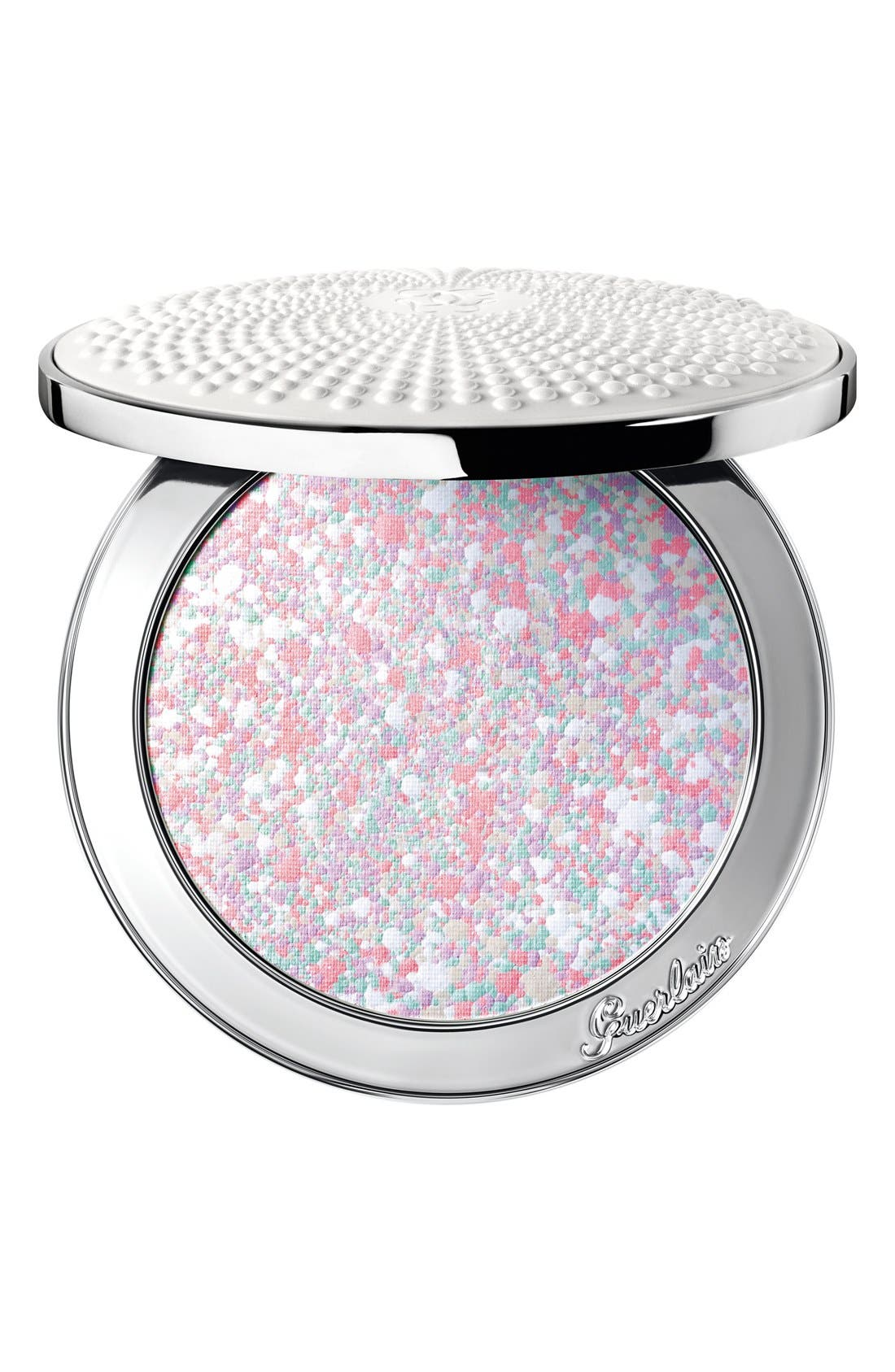Météorites Voyage Pearls of Powder Refillable Compact,                             Main thumbnail 1, color,                             NO COLOR