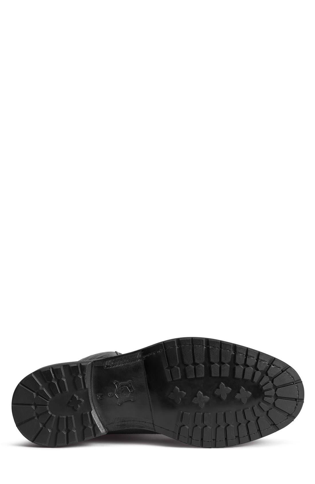 'Ronan' Cap Toe Boot,                             Alternate thumbnail 5, color,