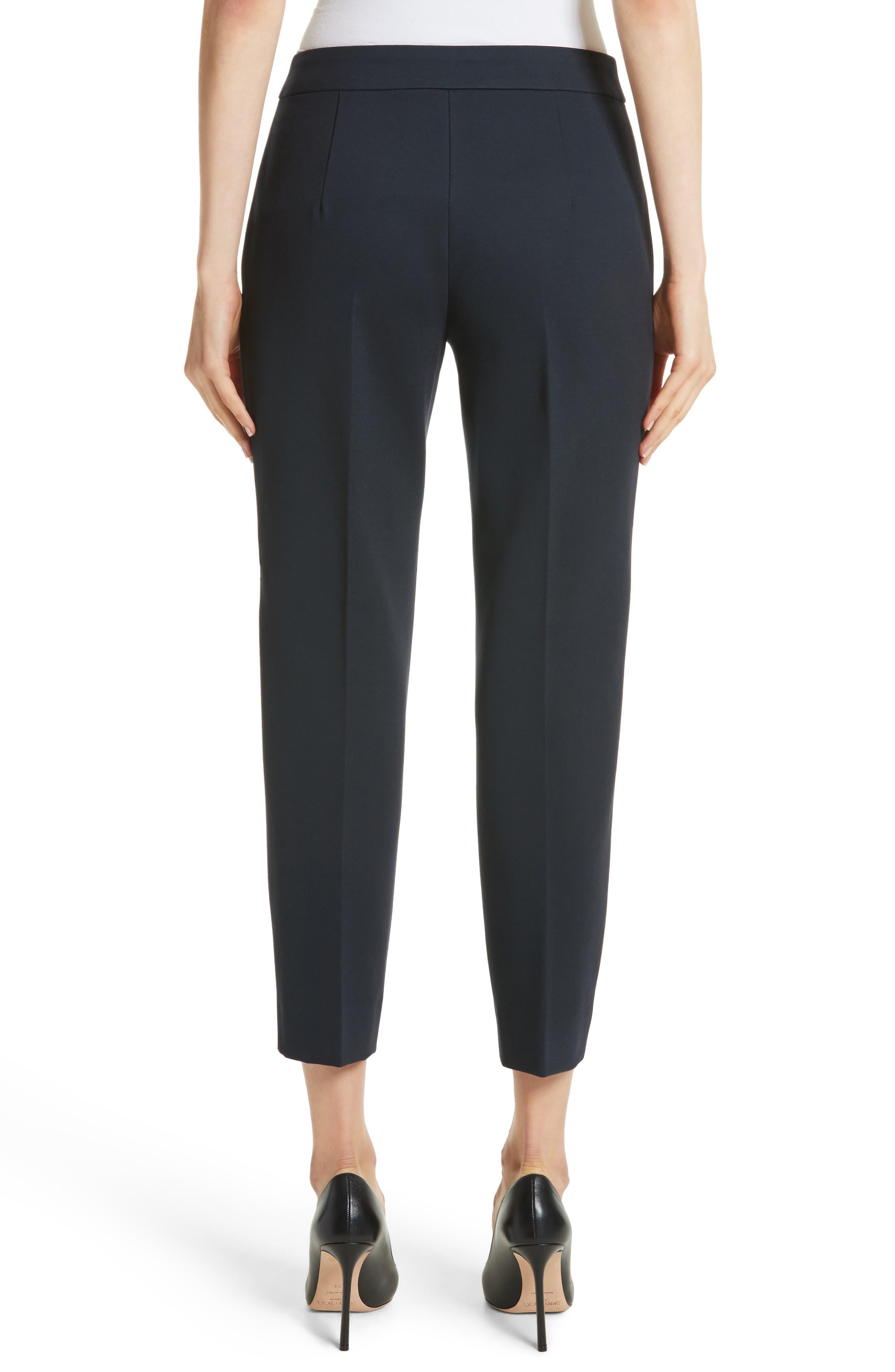 Pegno Jersey Crop Pants,                             Alternate thumbnail 2, color,                             411