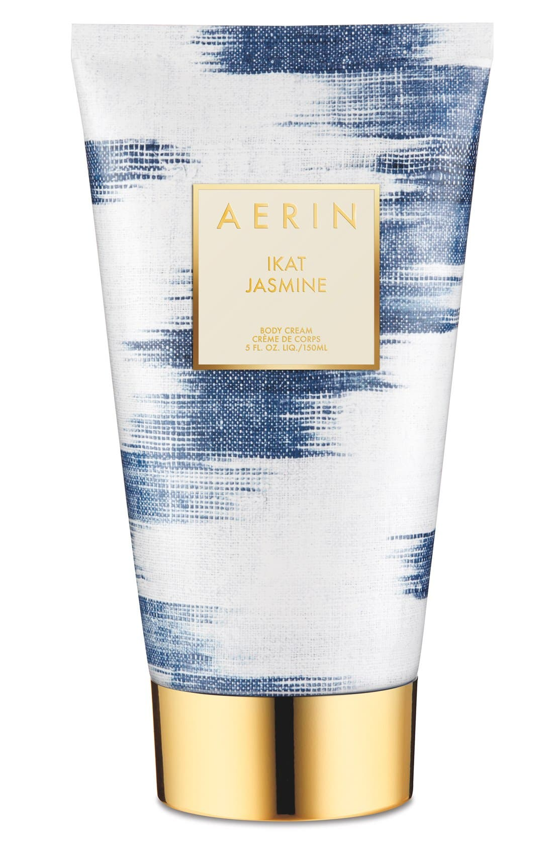 AERIN Beauty Ikat Jasmine Body Cream,                             Main thumbnail 1, color,                             NO COLOR