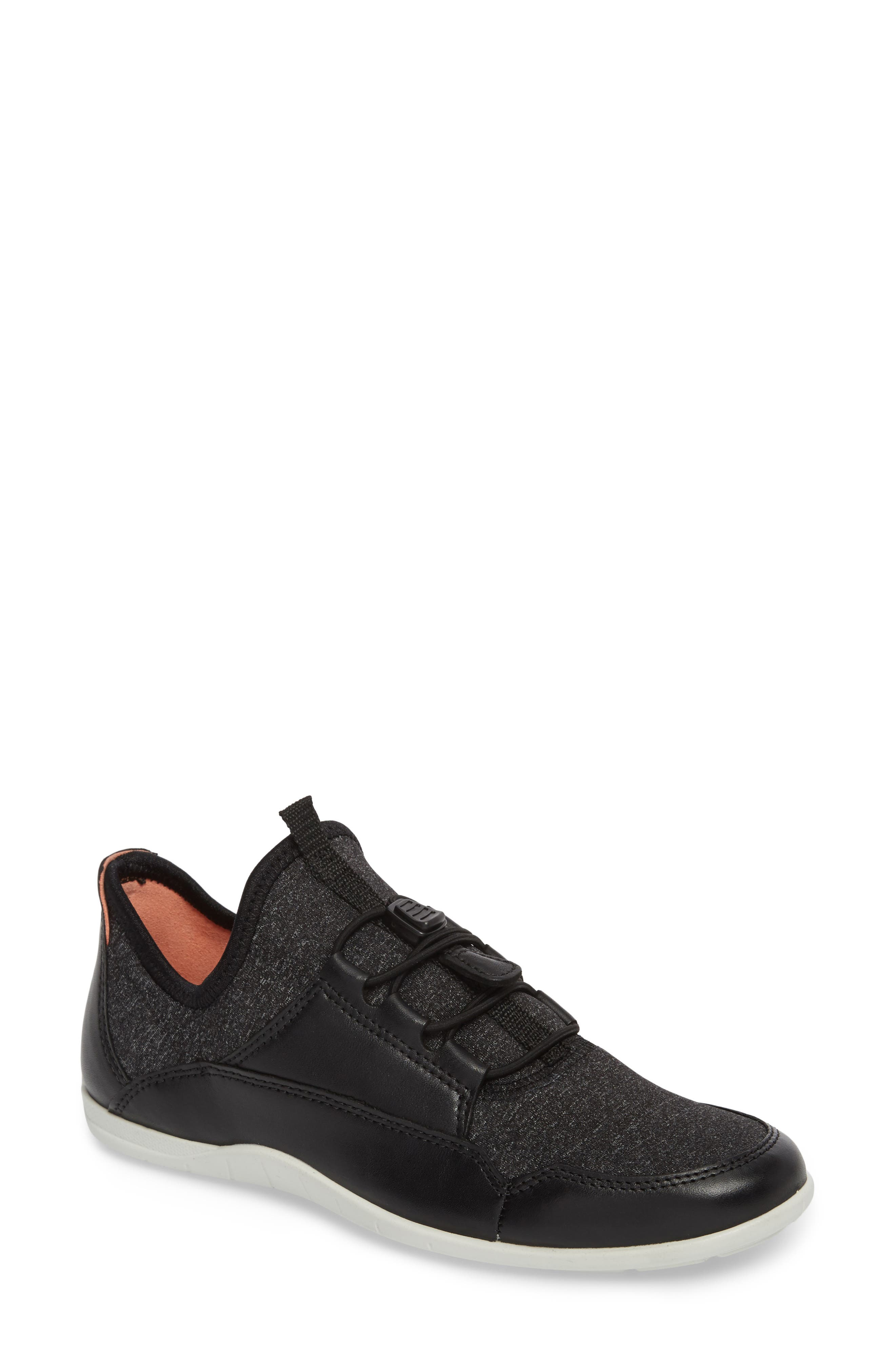 Bluma Speedlace Sneaker,                             Main thumbnail 1, color,                             001