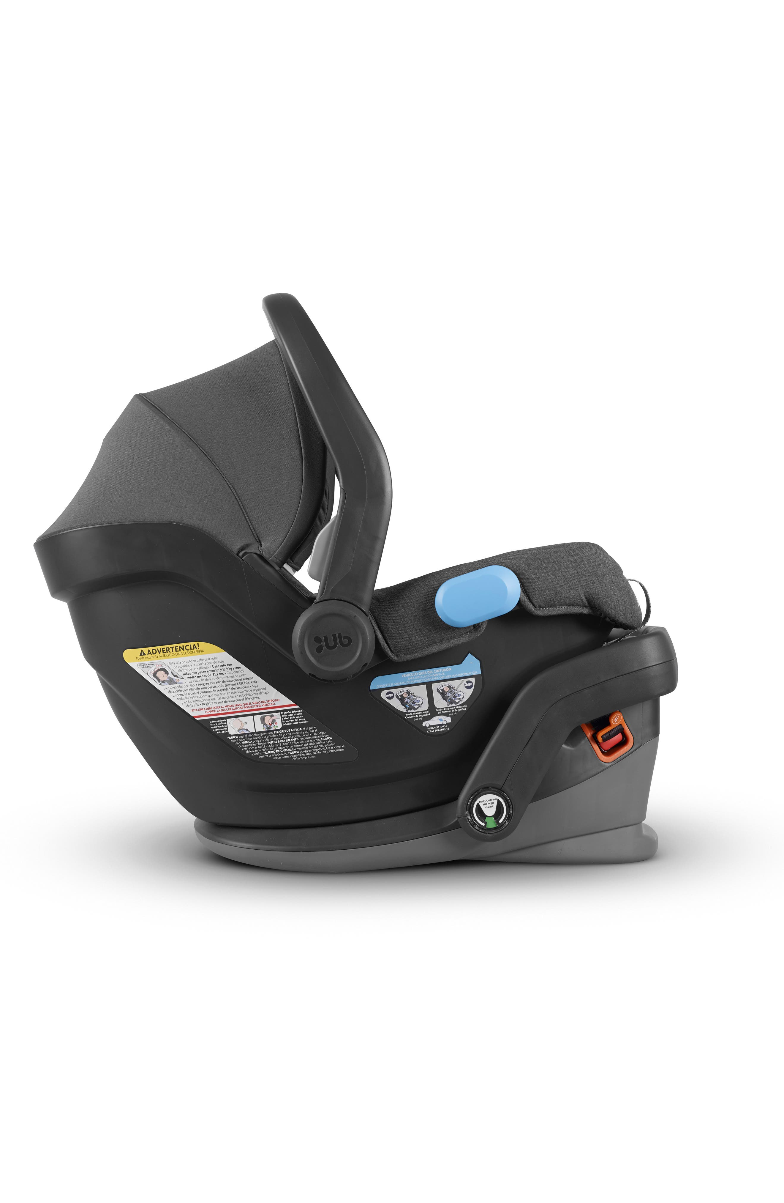 2018 MESA Infant Car Seat,                             Alternate thumbnail 2, color,                             JORDAN CHARCOAL/ WOOL