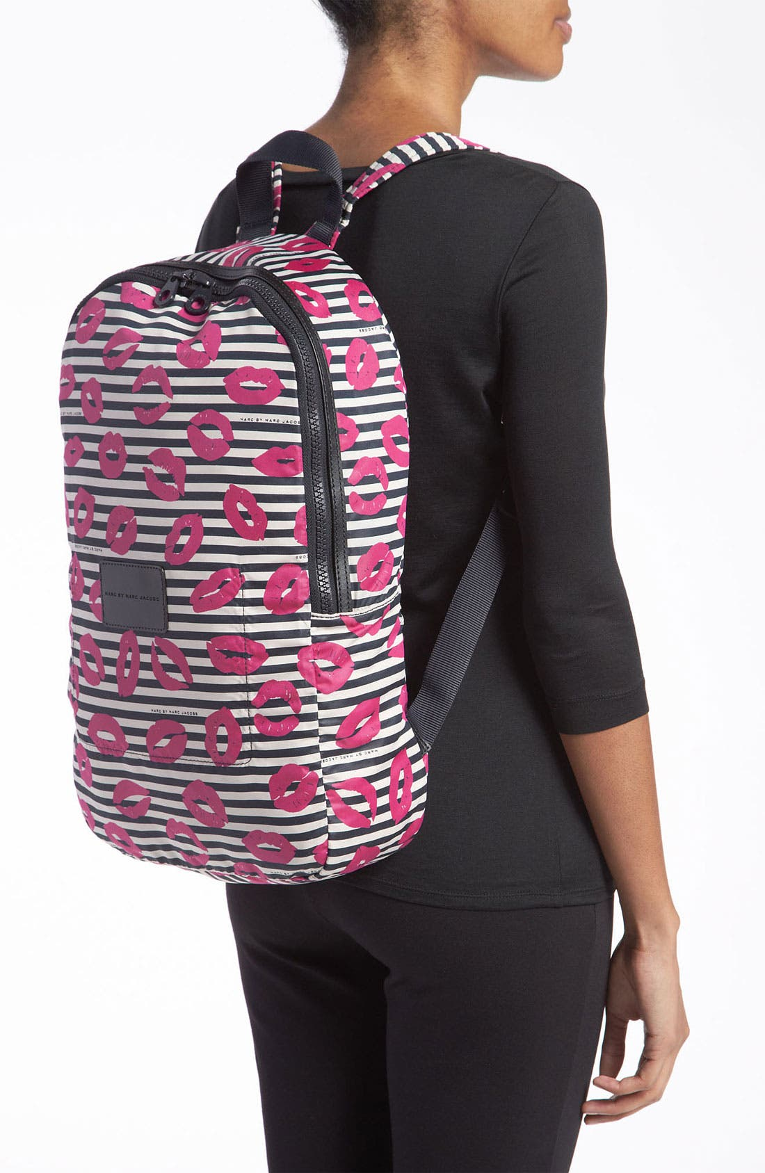 Packable Backpack,                             Alternate thumbnail 8, color,