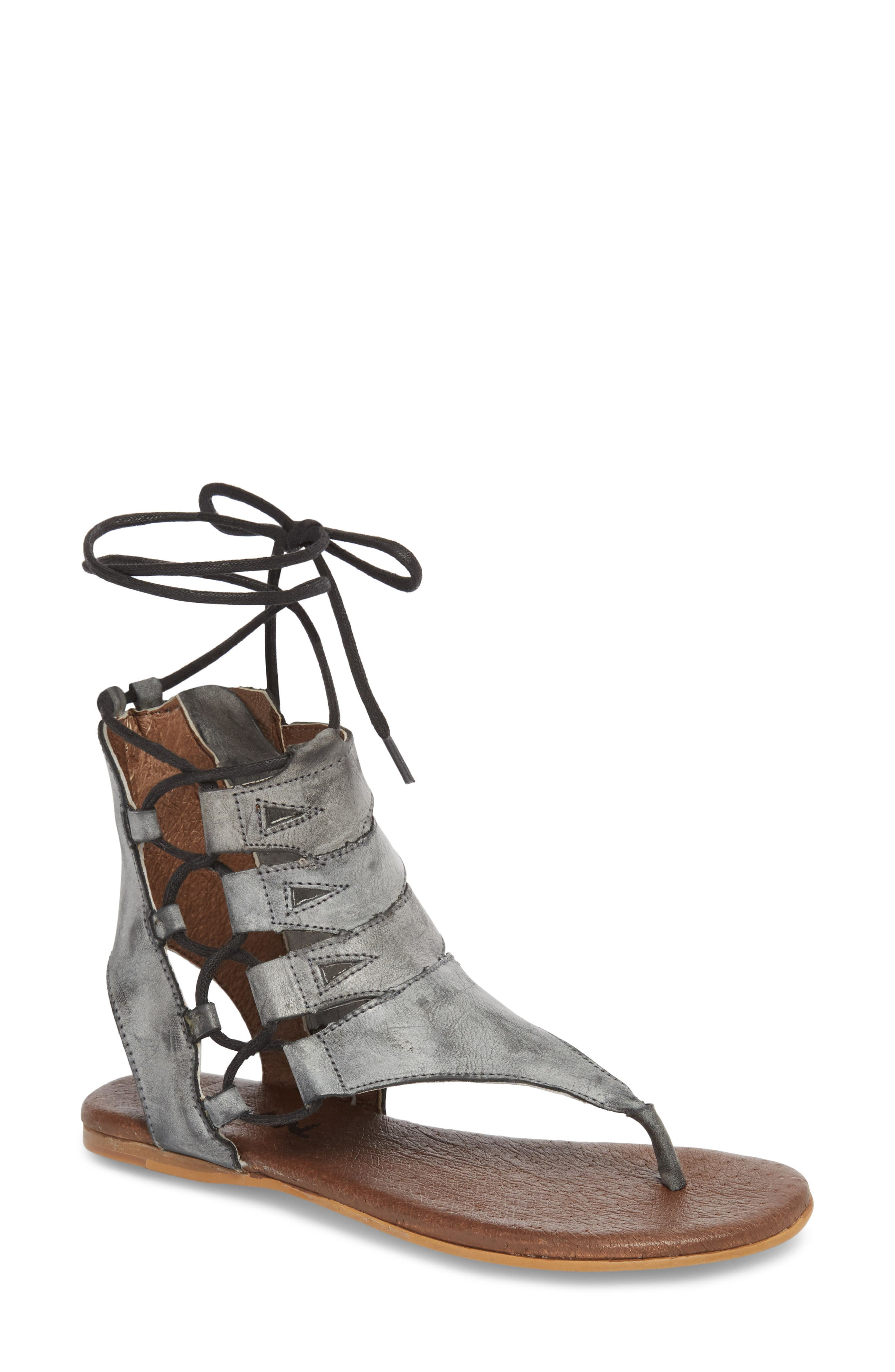 Rosalinda Tall Sandal,                             Main thumbnail 1, color,                             001