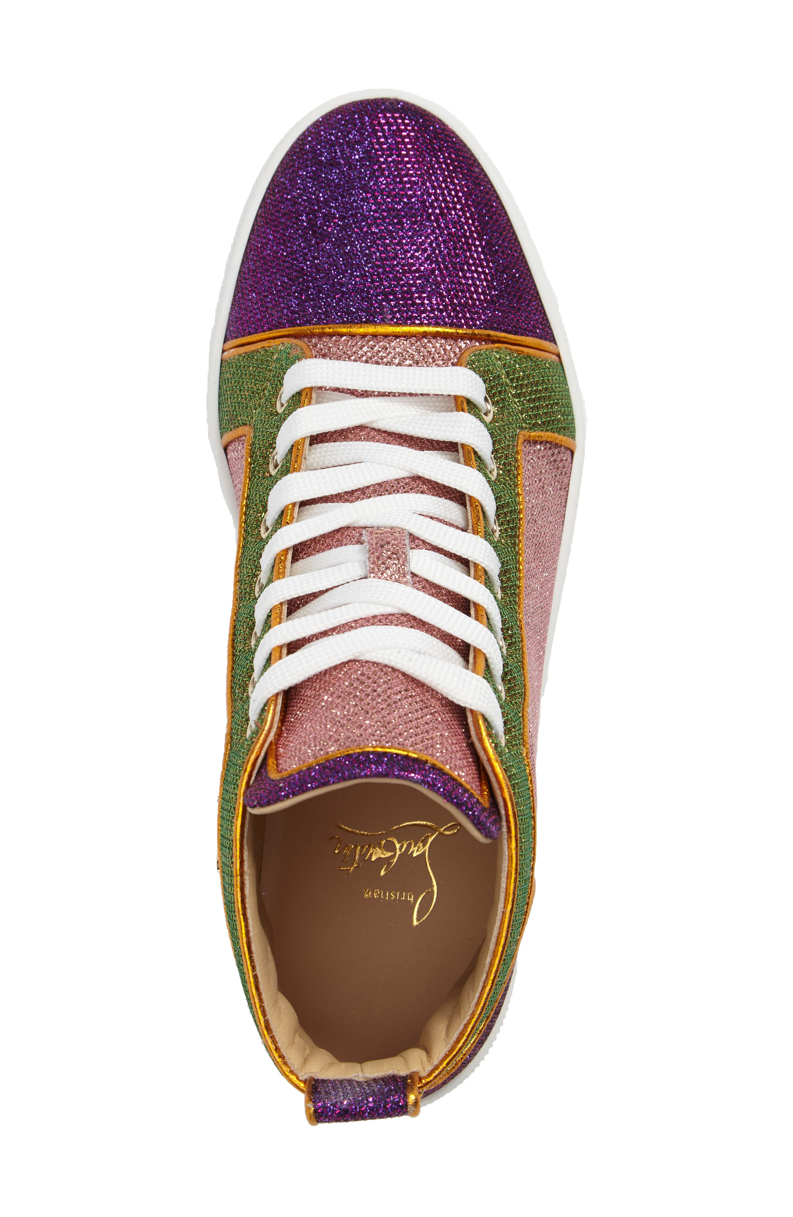 Bip Bip High Top Sneaker,                             Alternate thumbnail 16, color,