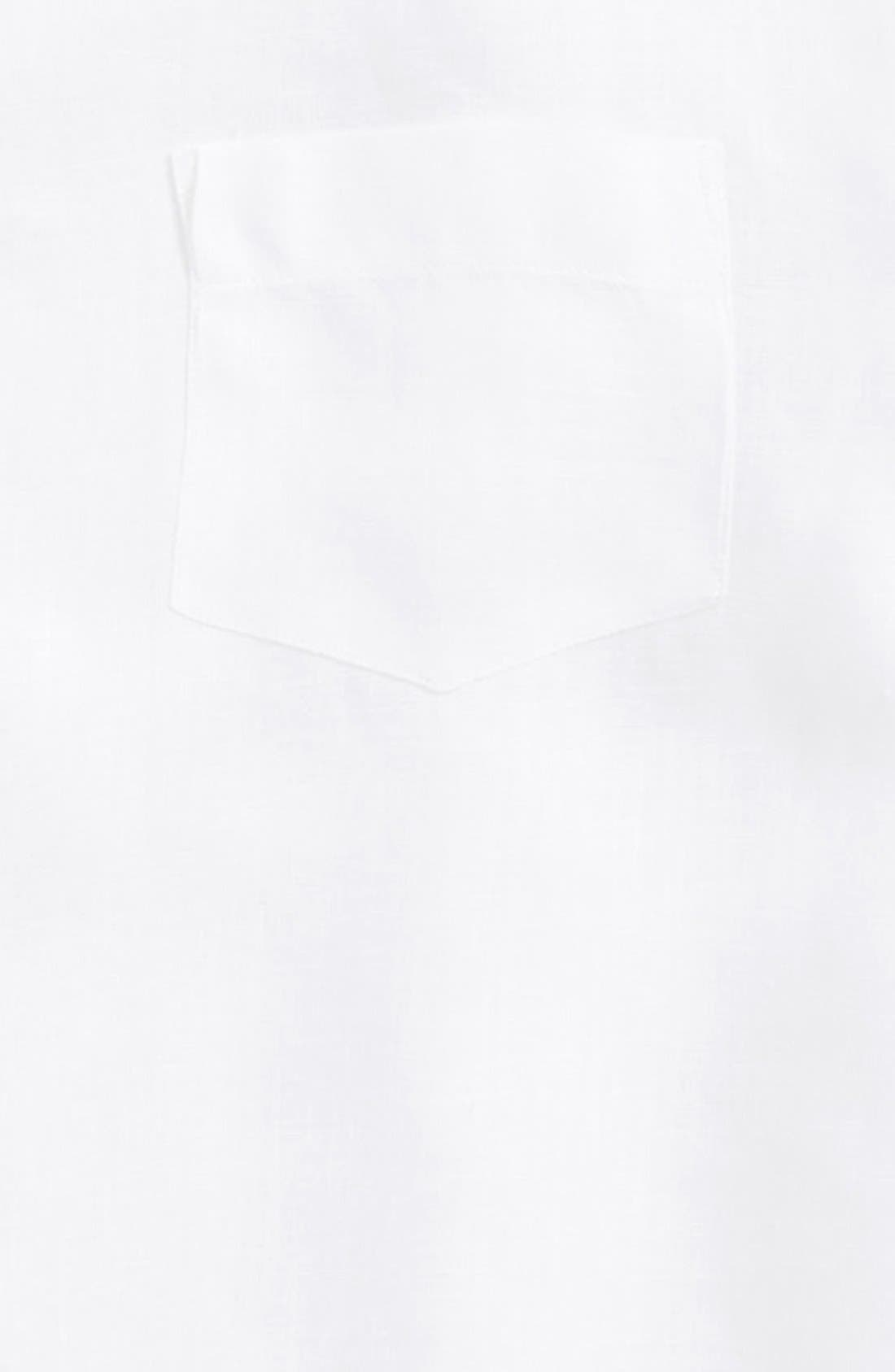 VILEBREQUIN,                             Linen Shirt,                             Alternate thumbnail 2, color,                             100