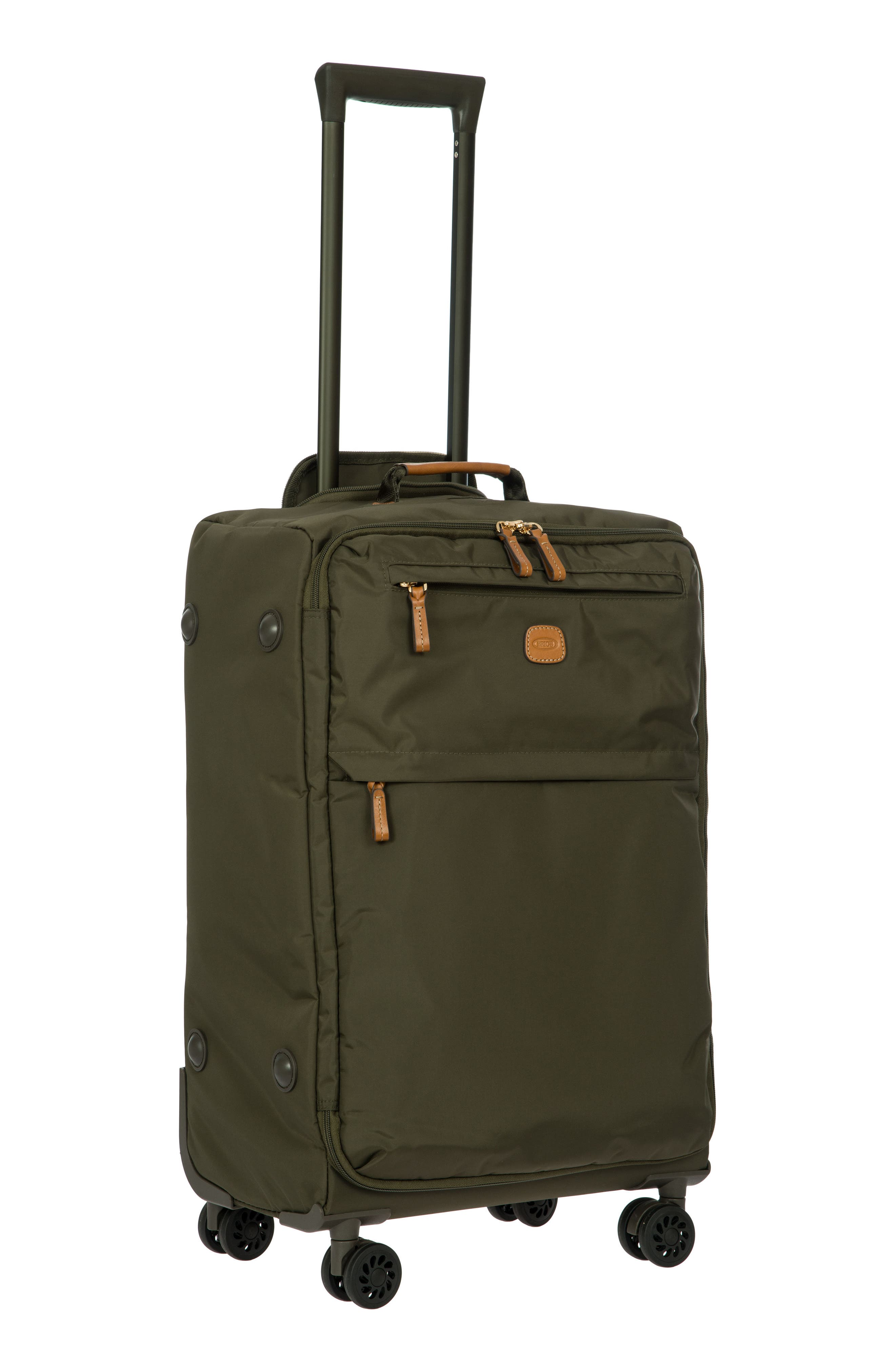 X-Bag 25-Inch Spinner Suitcase,                             Alternate thumbnail 10, color,                             OLIVE