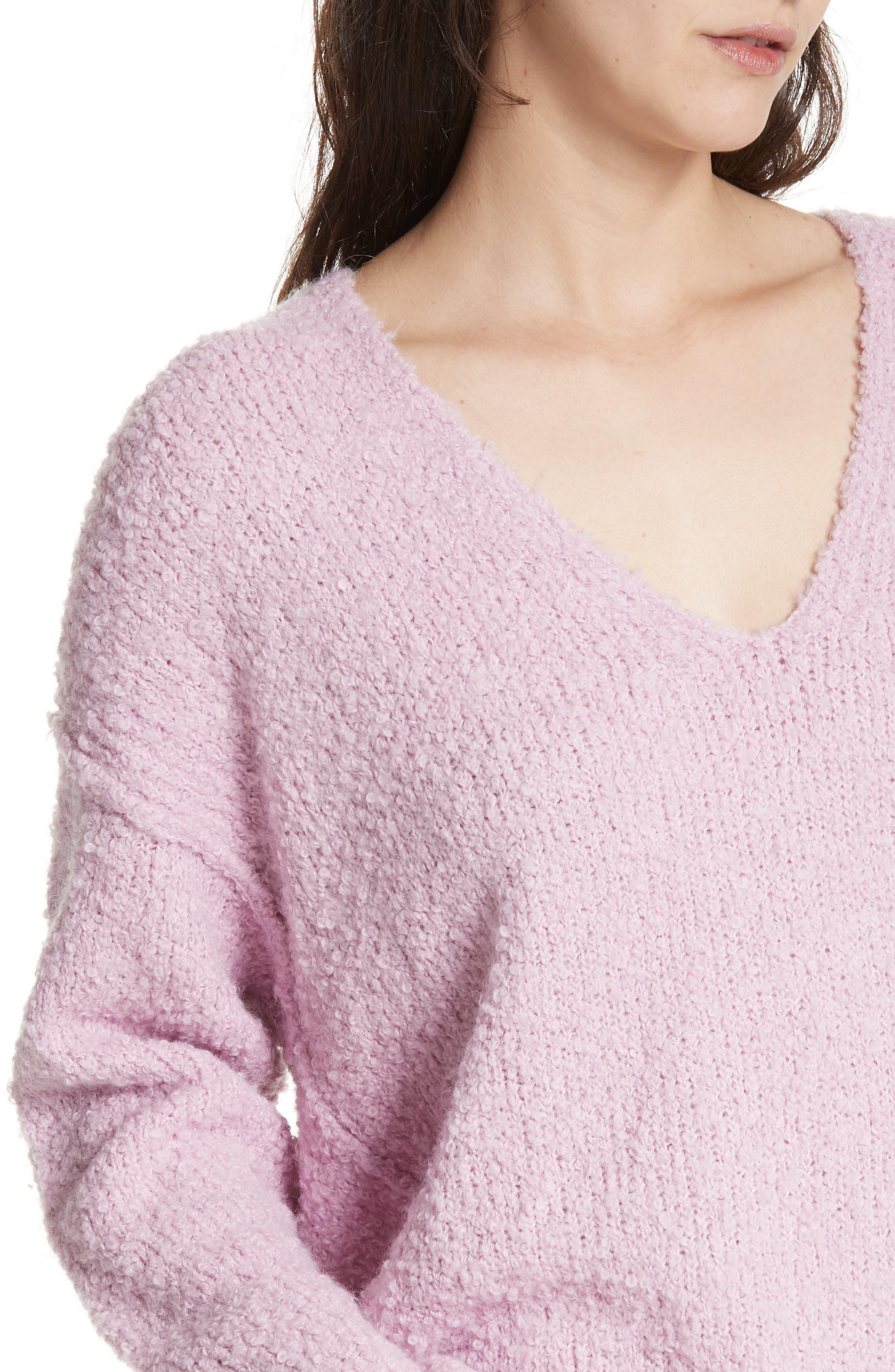 Lofty V-Neck Sweater,                             Alternate thumbnail 25, color,