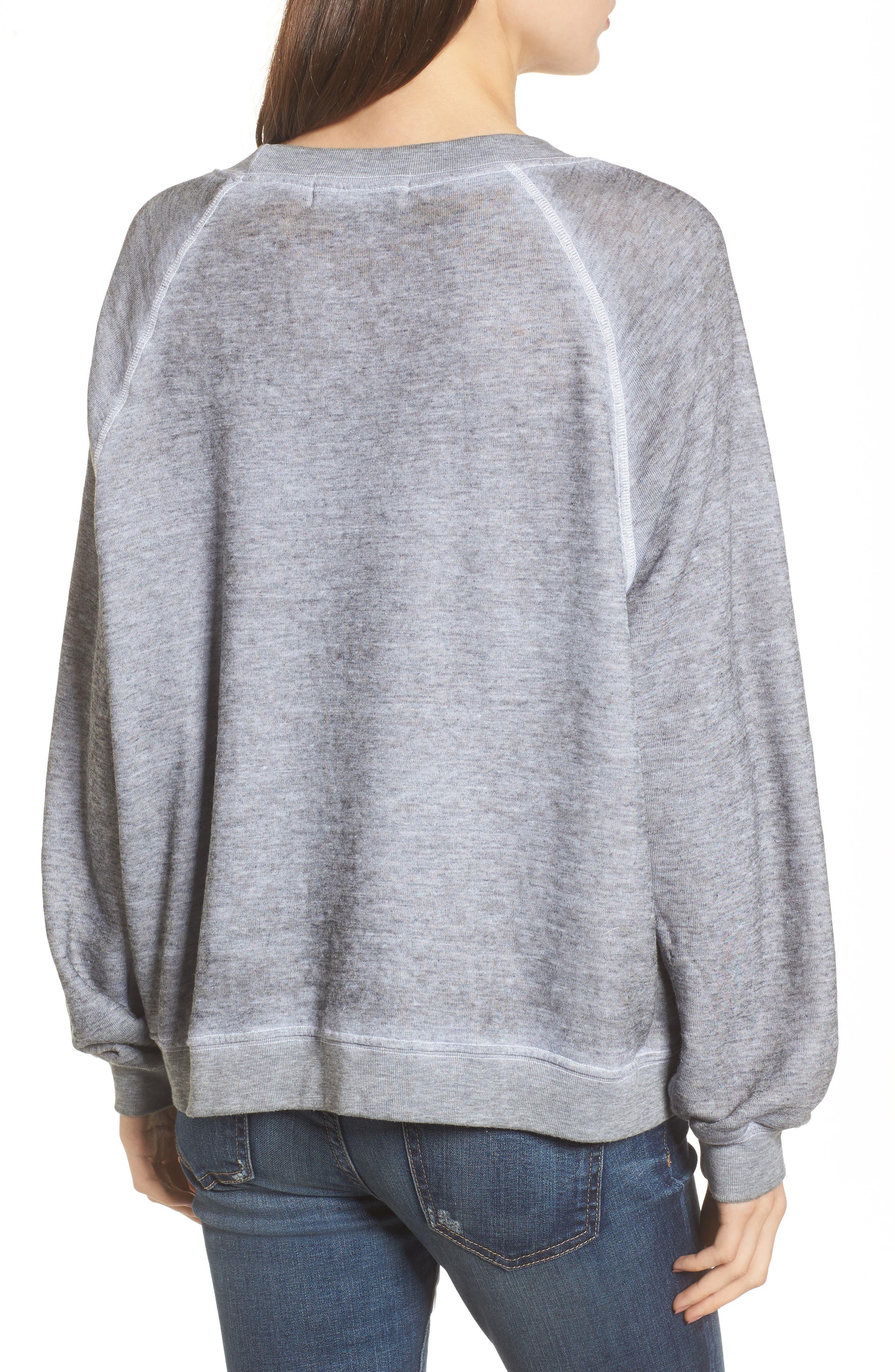 I Love My Dog - Sommers Sweatshirt,                             Alternate thumbnail 2, color,                             020