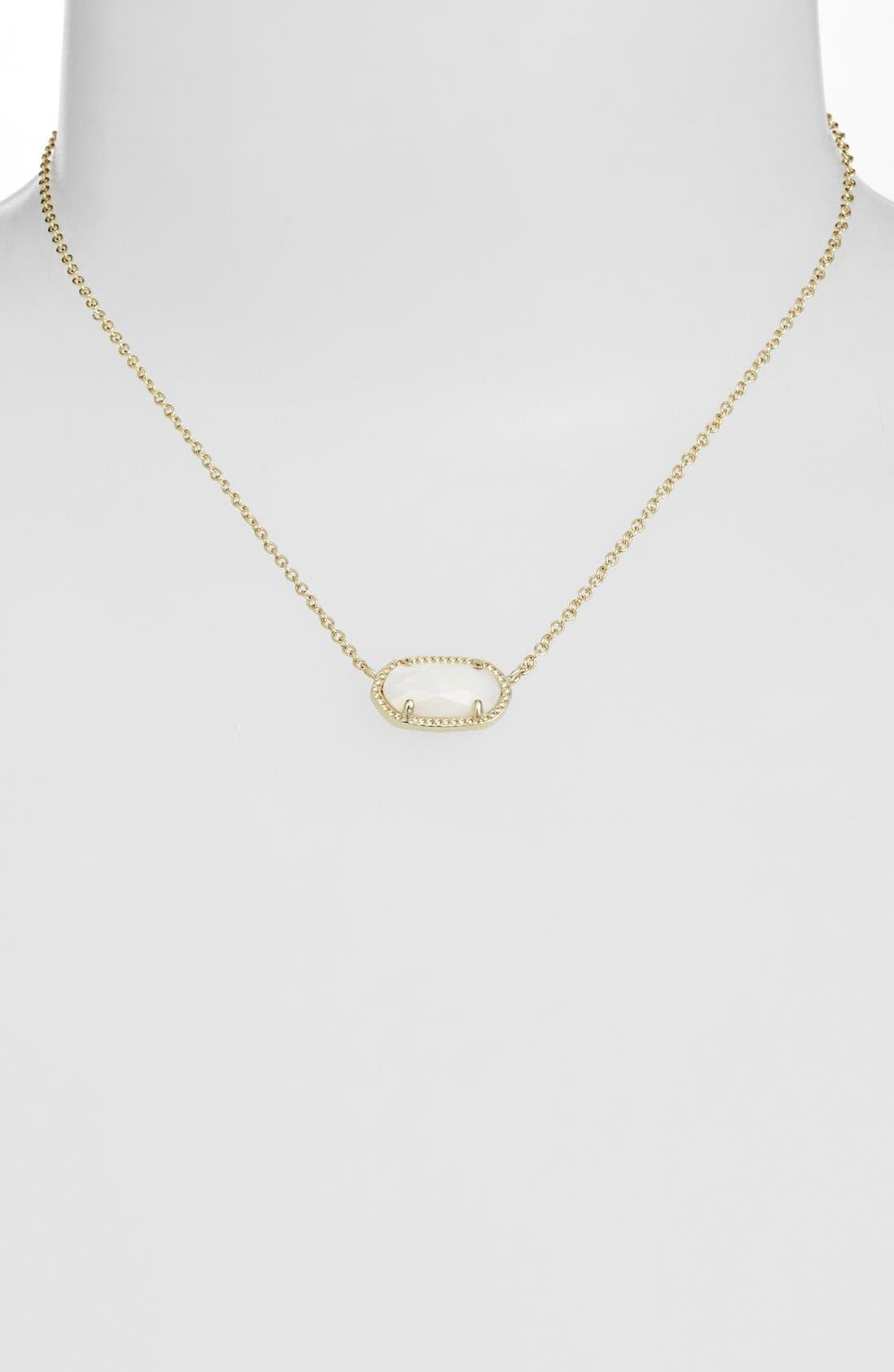 'Elisa' Pendant Necklace,                             Alternate thumbnail 123, color,