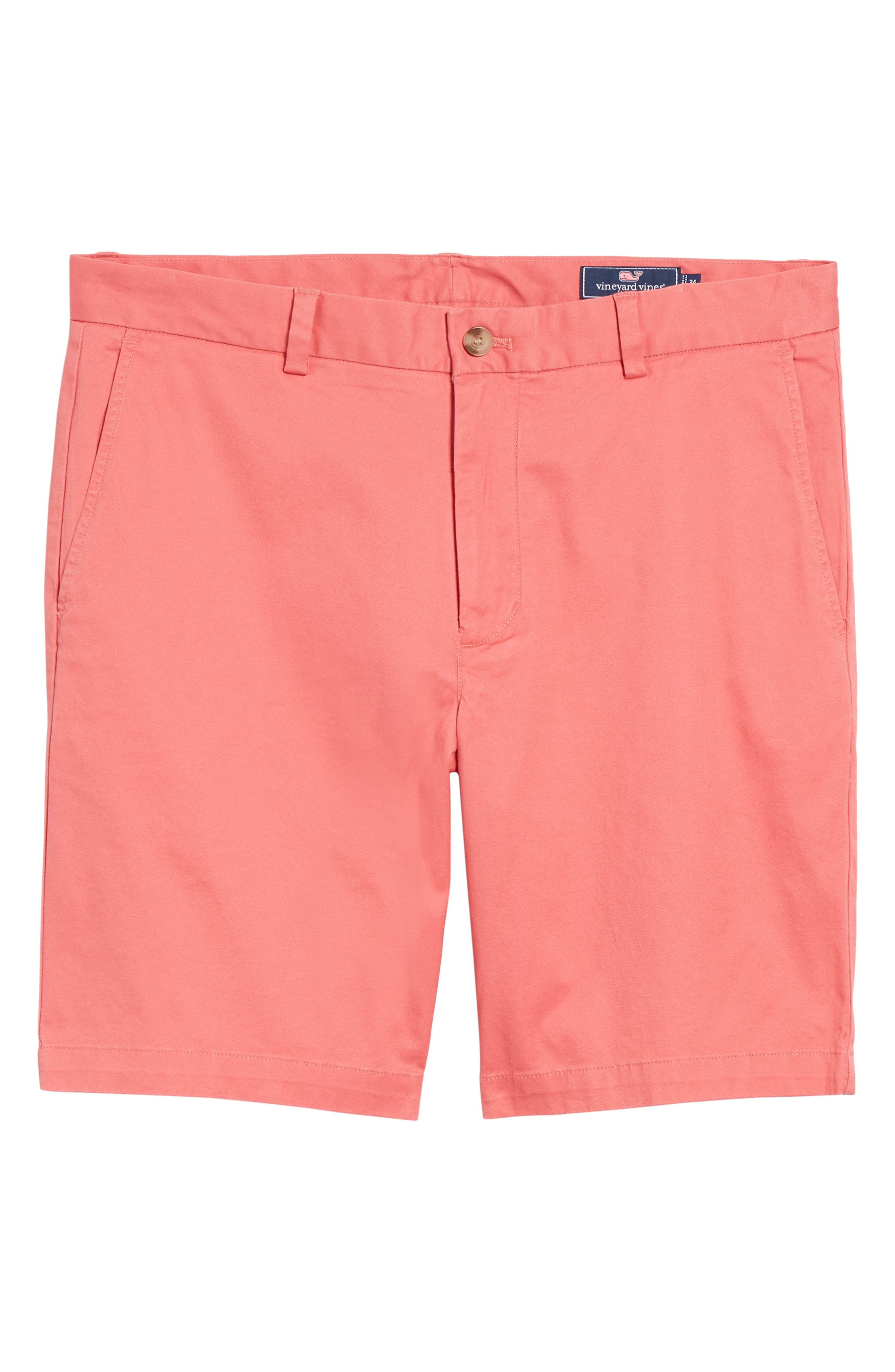 9 Inch Stretch Breaker Shorts,                             Alternate thumbnail 6, color,                             LOBSTER REEF
