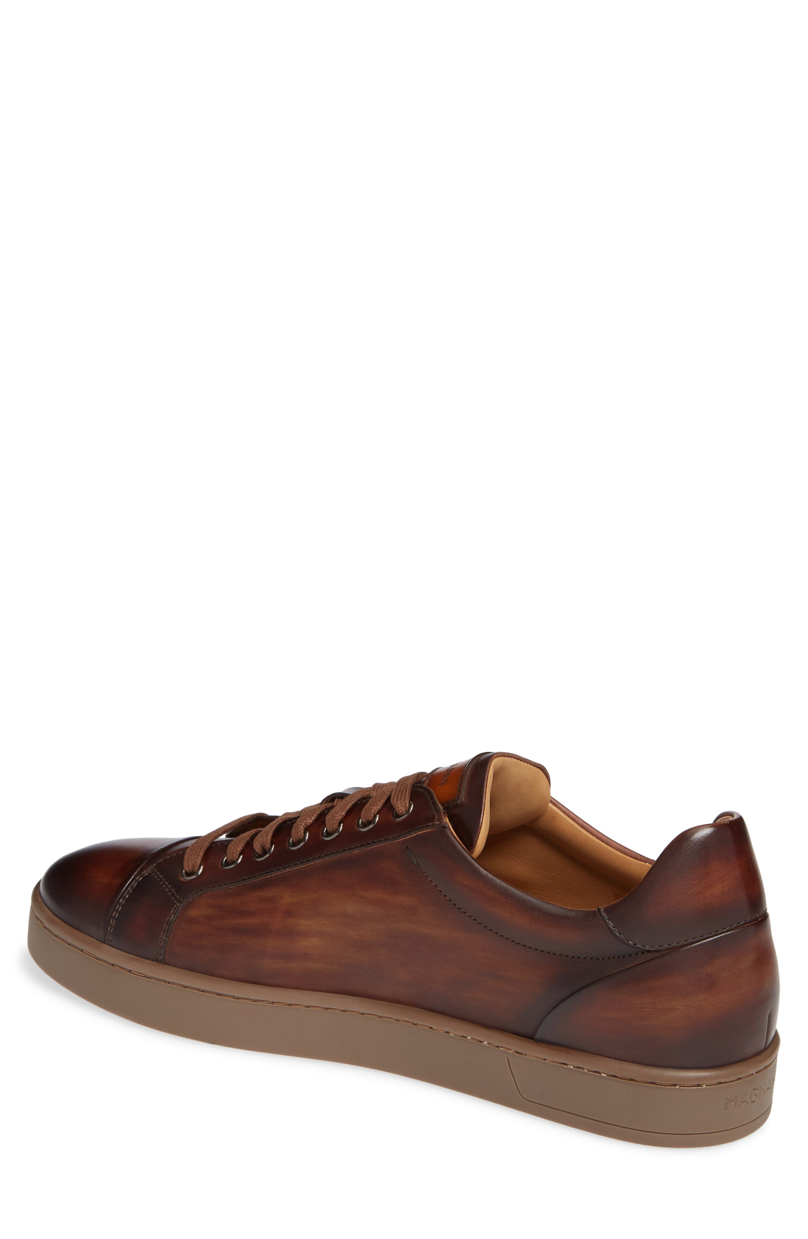 Caitin Sneaker,                             Alternate thumbnail 2, color,                             TABACO LEATHER