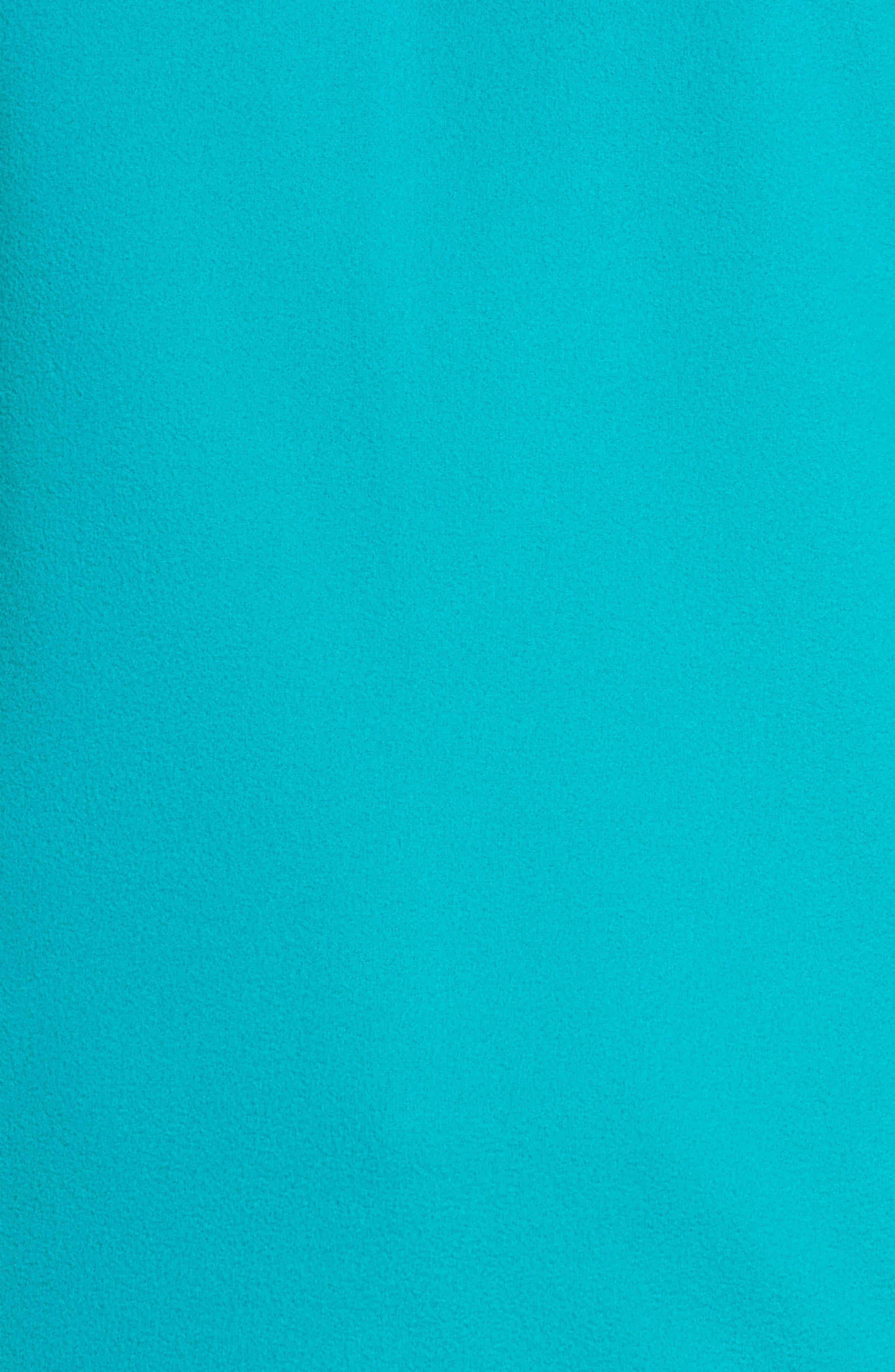 'Glacier' Quarter Zip Pullover,                             Alternate thumbnail 6, color,                             KOKOMO GREEN