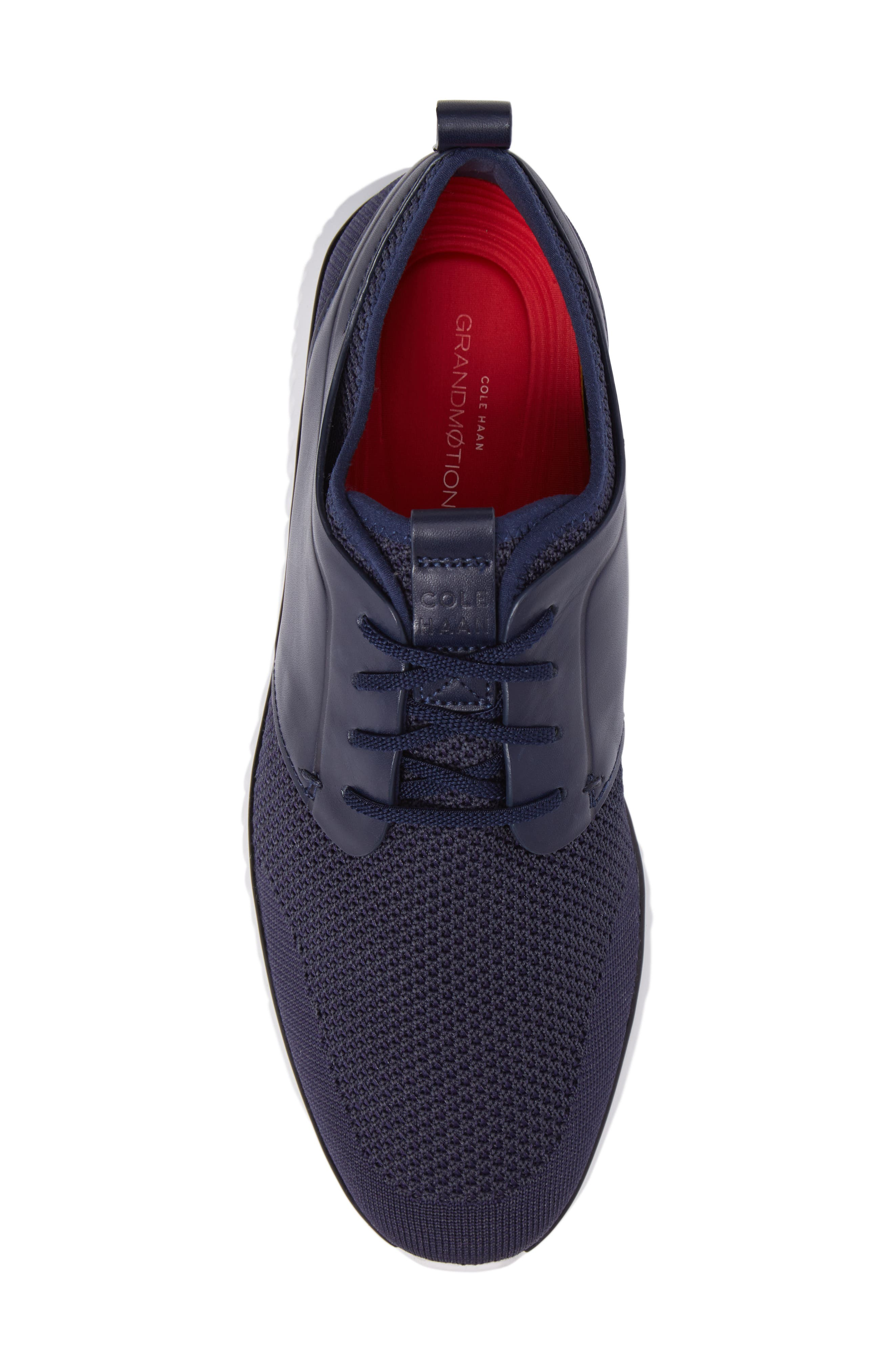 2.Zero Grand Motion Knit Oxford,                             Alternate thumbnail 5, color,                             400