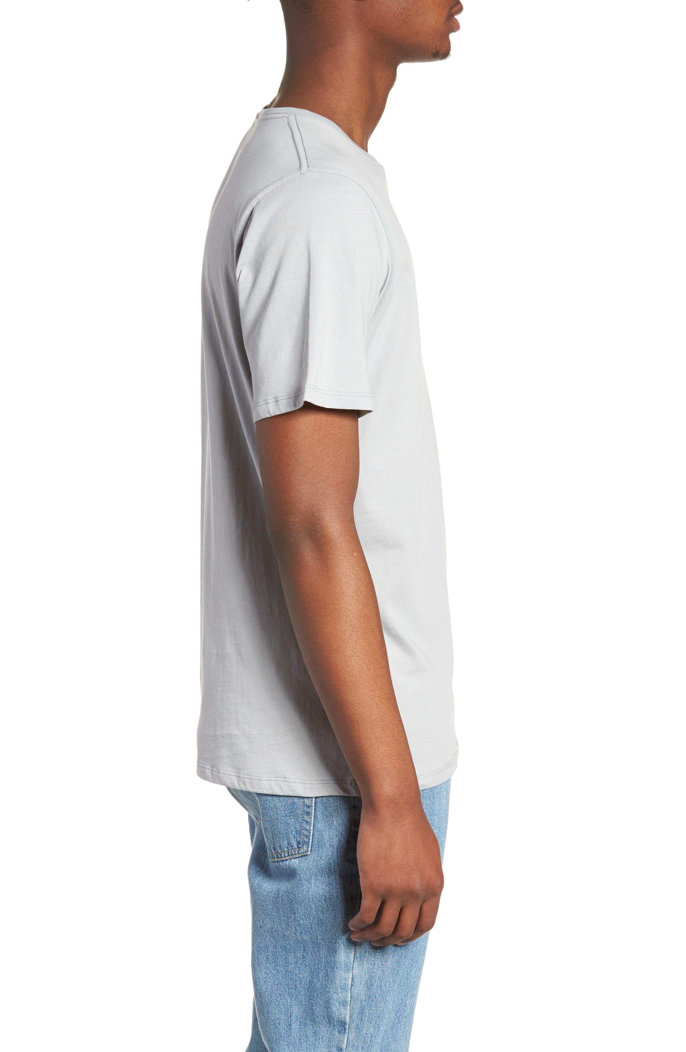 Embroidered Slash T-Shirt,                             Alternate thumbnail 5, color,