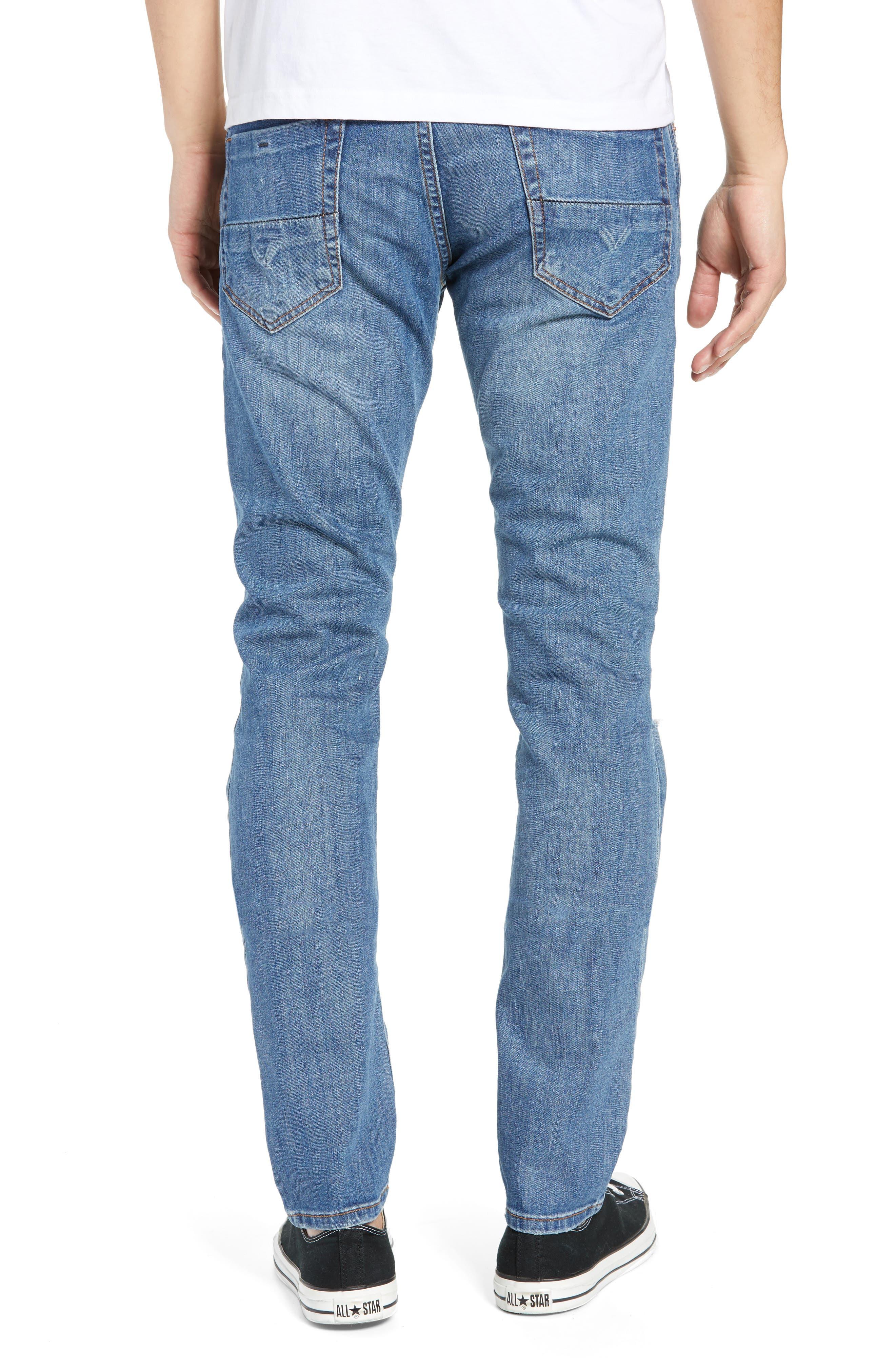 Thommer Skinny Fit Jeans,                             Alternate thumbnail 2, color,                             CN011