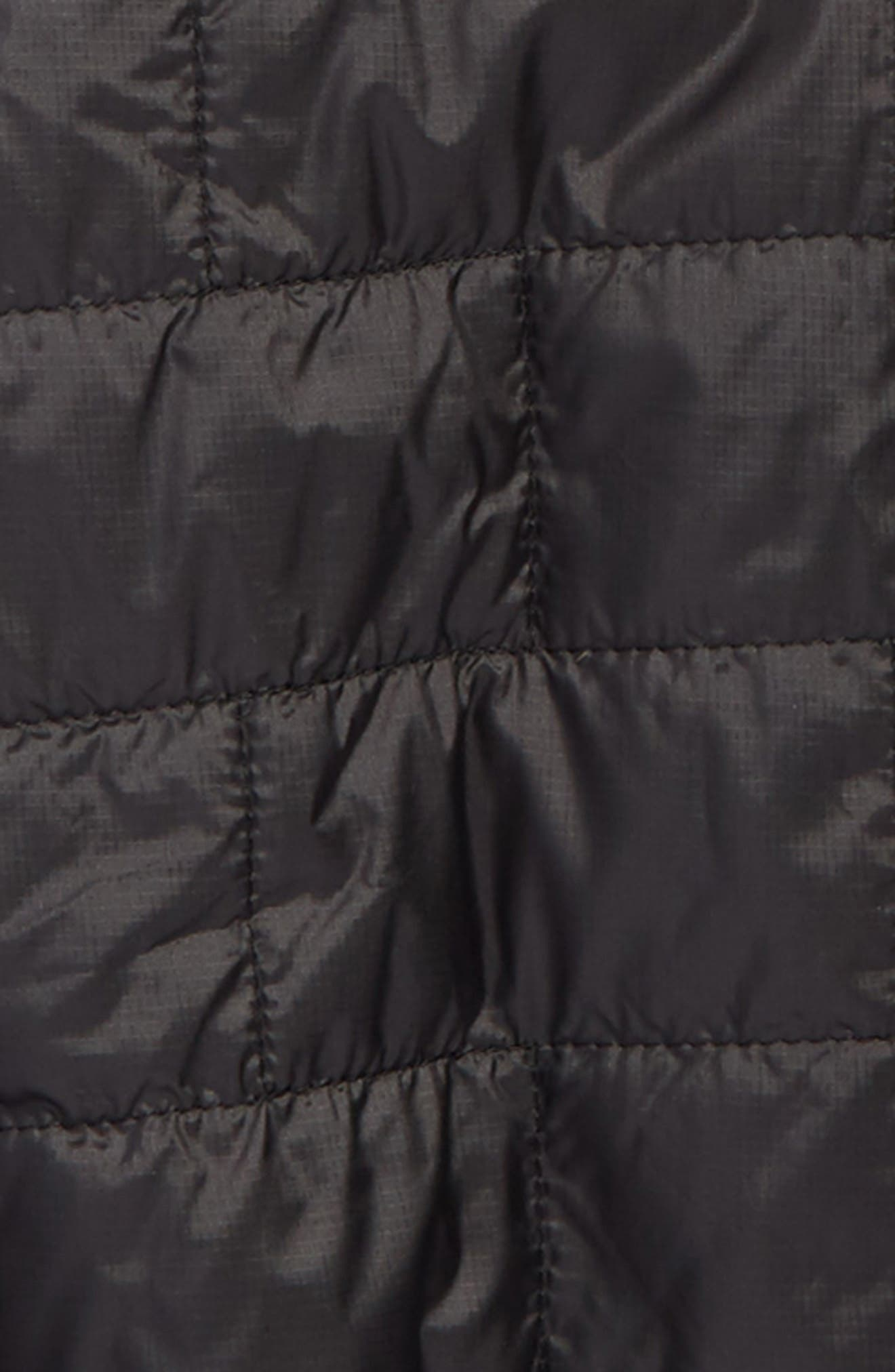 Nano Puff<sup>®</sup> Water Repellent PrimaLoft<sup>®</sup> Insulated Jacket,                             Alternate thumbnail 2, color,                             BLACK