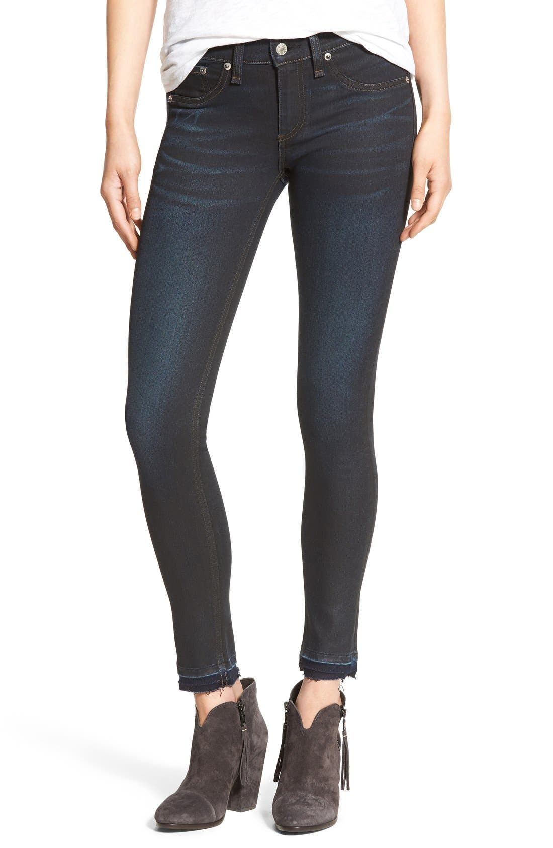 'The Skinny' Skinny Jeans,                         Main,                         color, 406