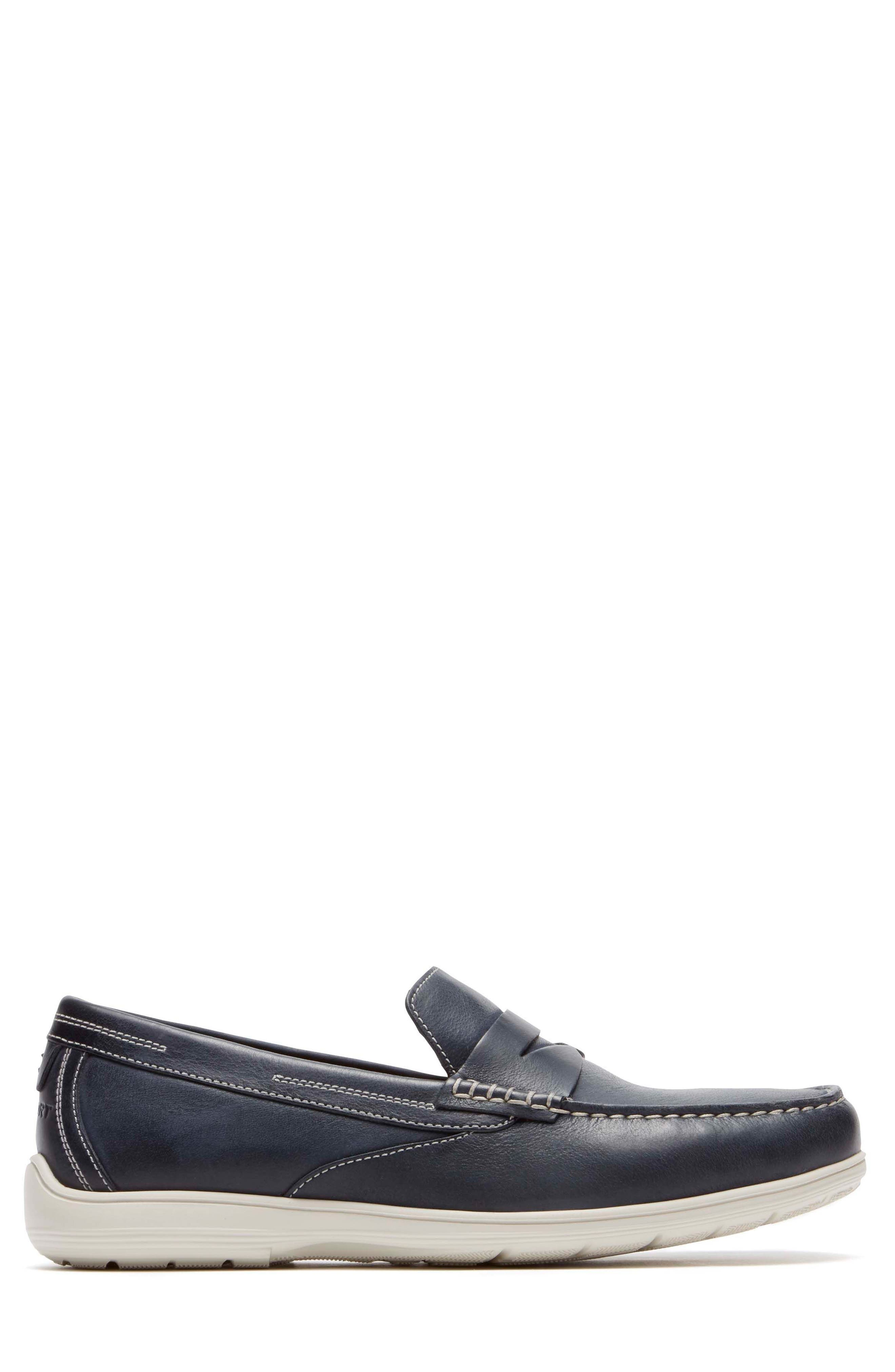 Total Motion Penny Loafer,                             Alternate thumbnail 9, color,