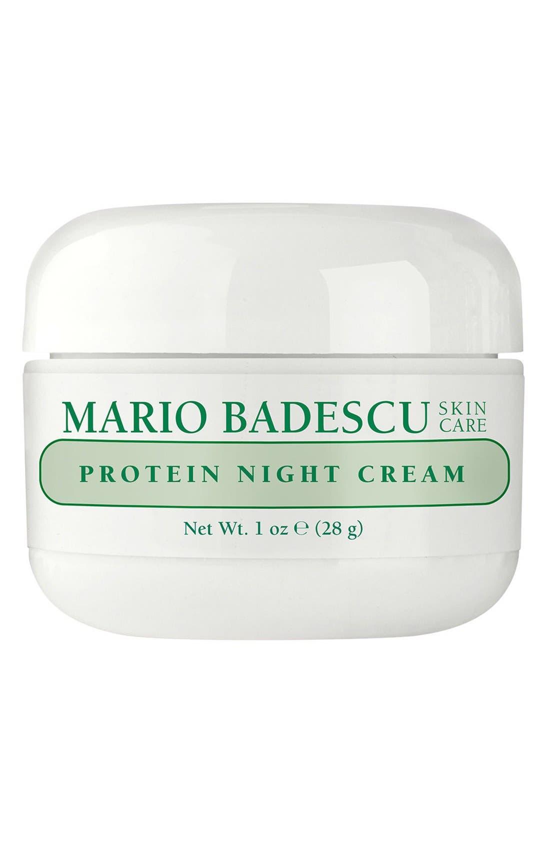 Protein Night Crème,                         Main,                         color, NO COLOR
