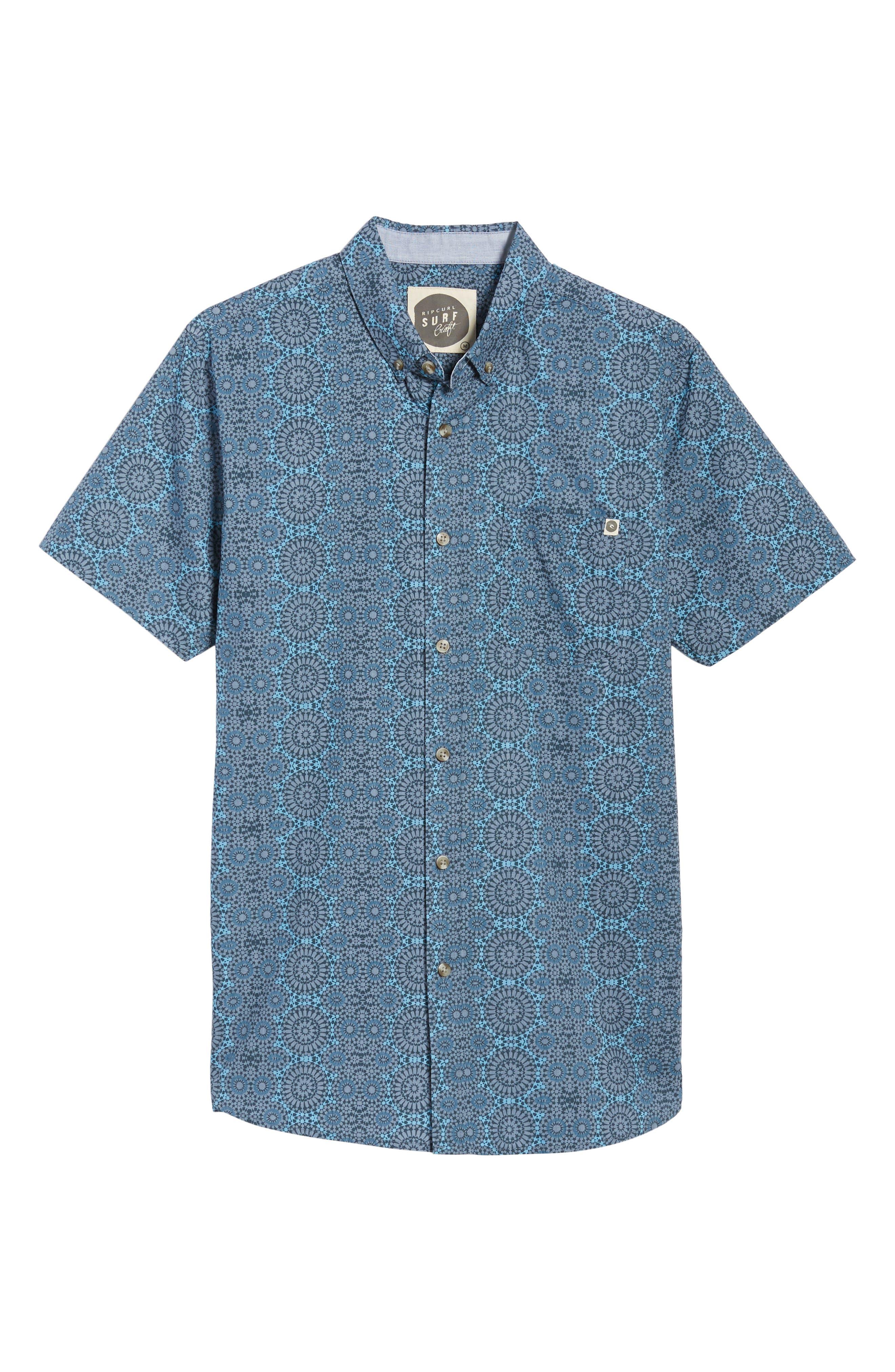 Scopic Woven Shirt,                             Alternate thumbnail 18, color,