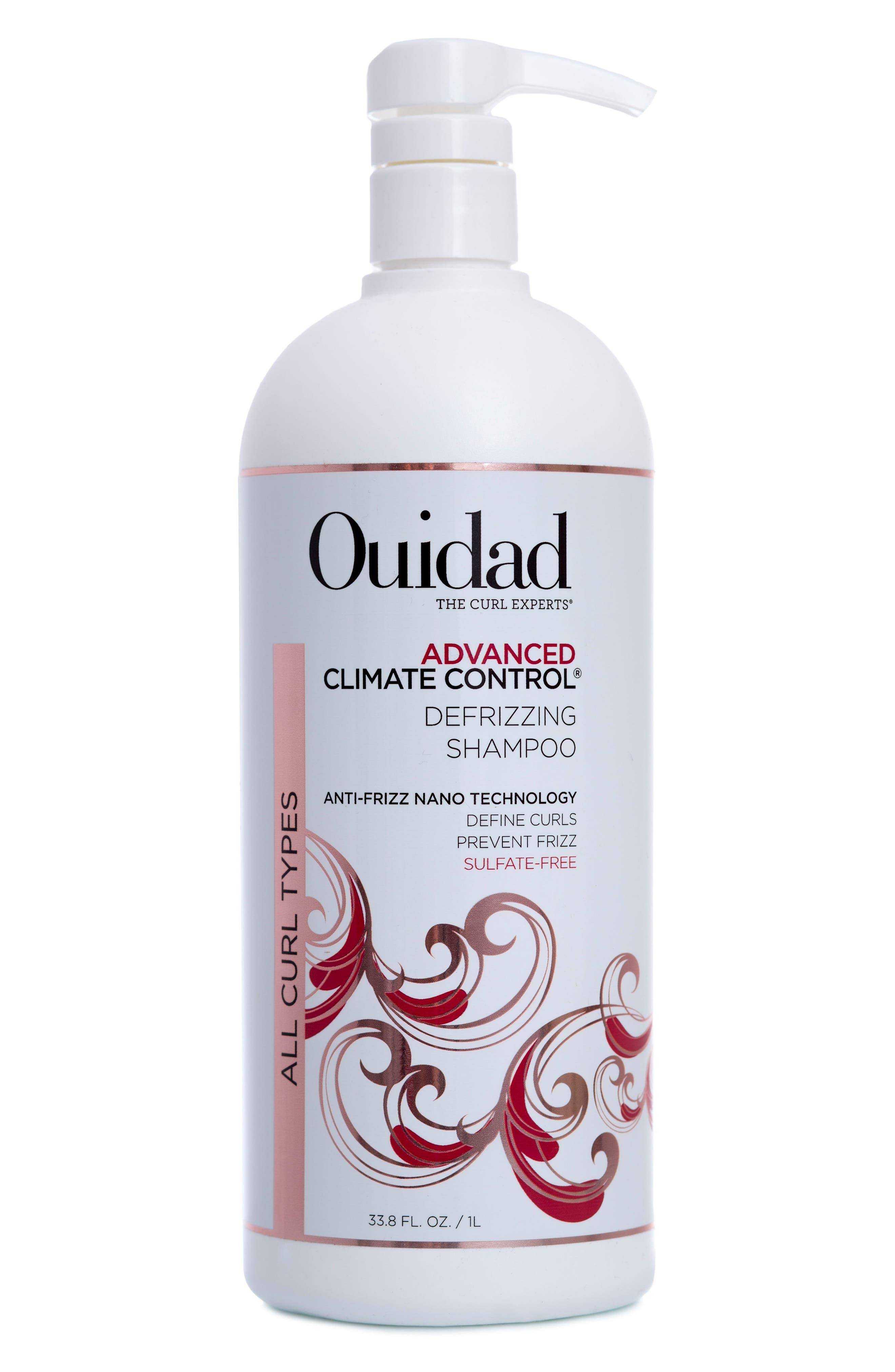 Advanced Climate Control<sup>®</sup> Defrizzing Shampoo,                             Main thumbnail 1, color,                             000