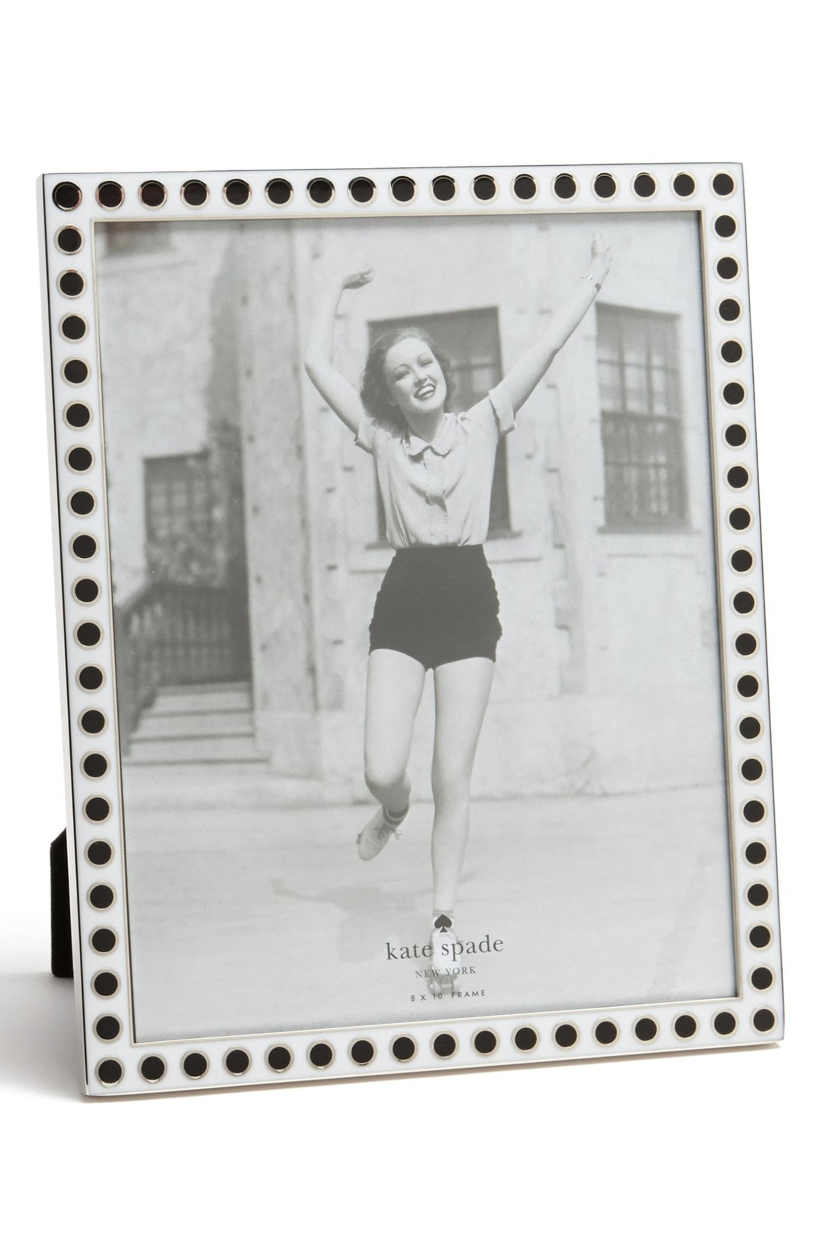 Kate Spade New York Pierrepont Place Spots Frame 8x10 Nordstrom