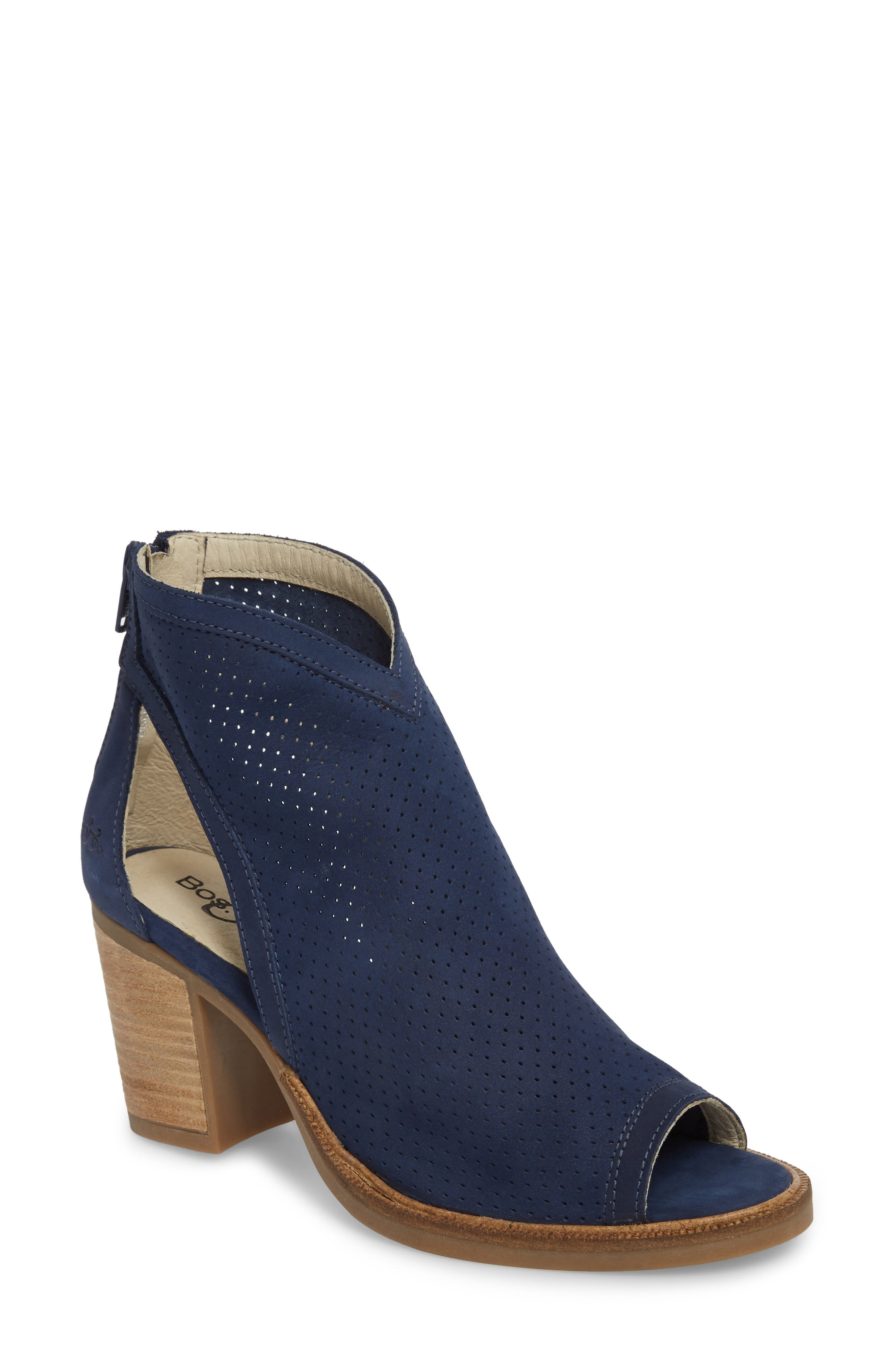 Bos. & Co. Banes Bootie, Blue