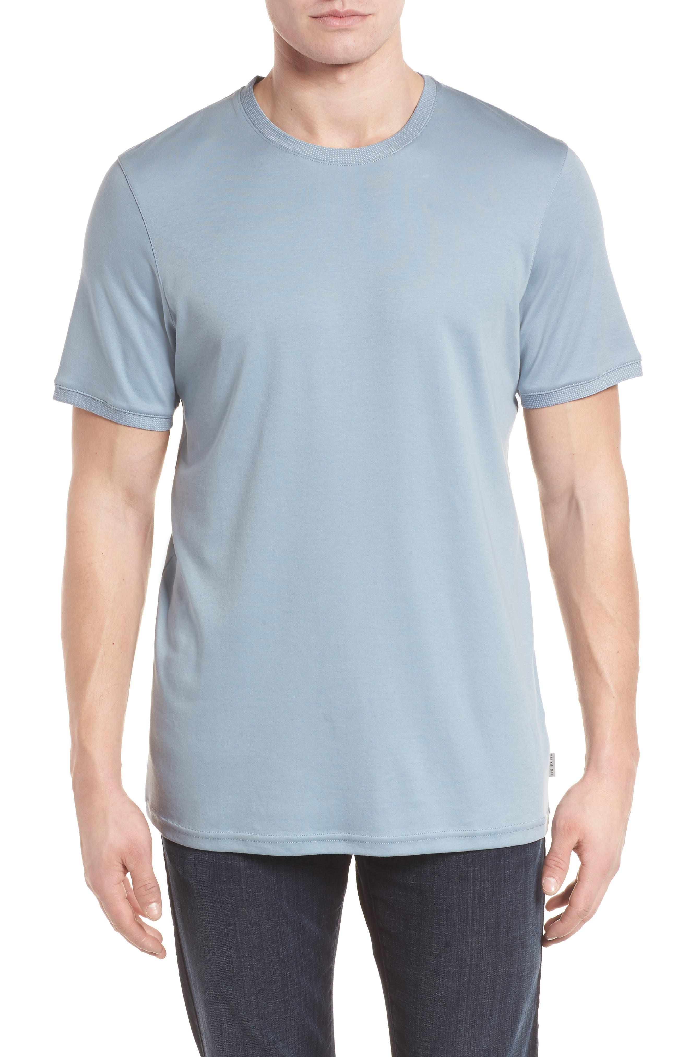 Piktt Crewneck T-Shirt,                             Main thumbnail 3, color,