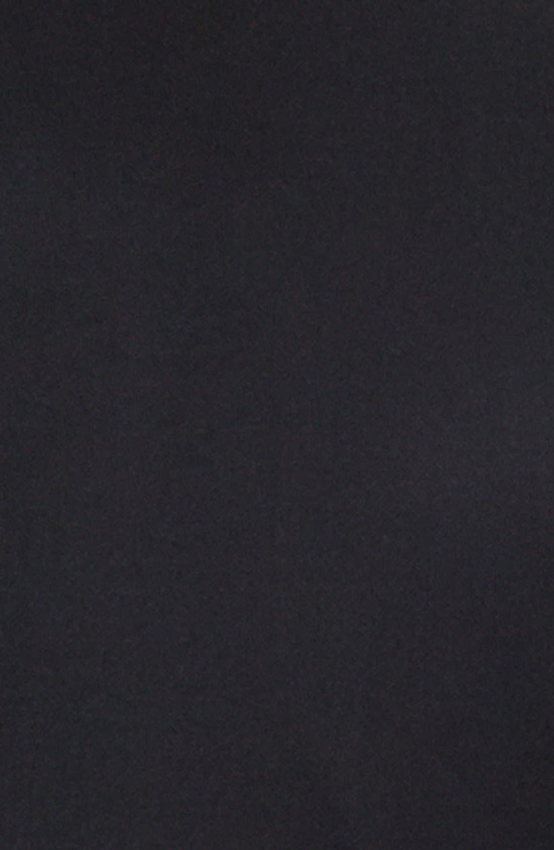 BONOBOS,                             Trim Fit Wool Dinner Jacket,                             Alternate thumbnail 2, color,                             BLACK