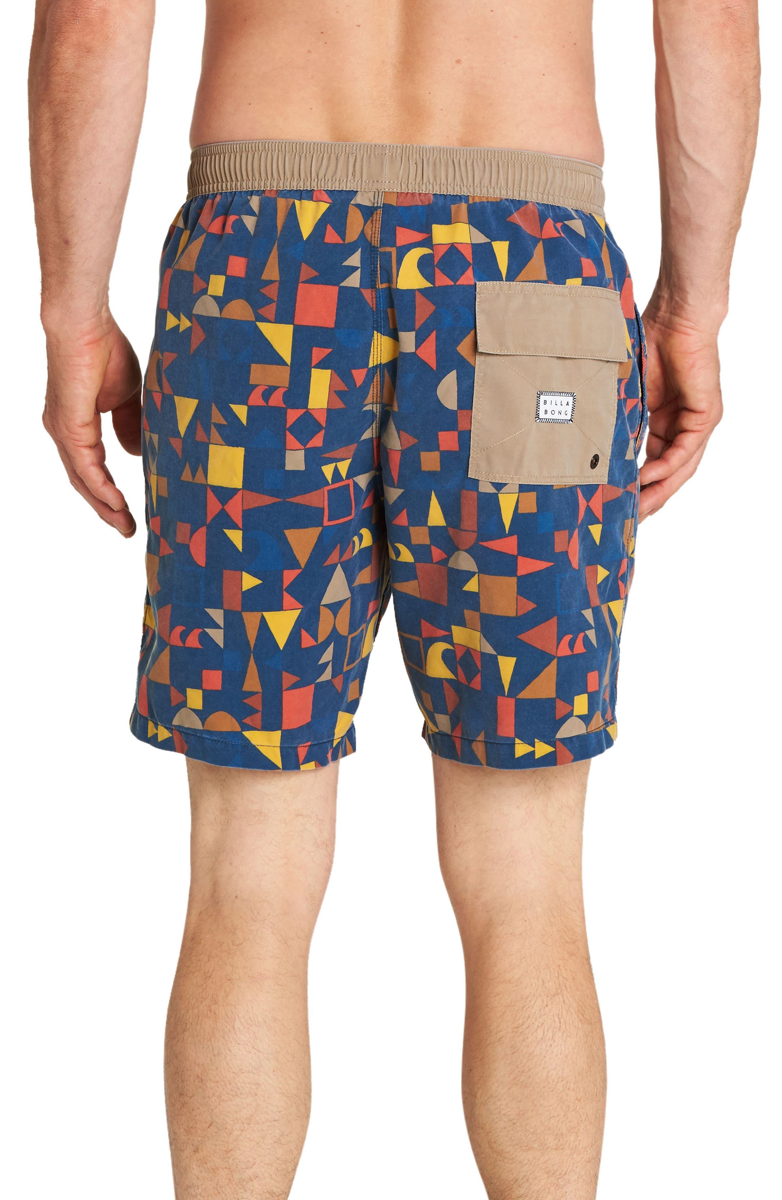 Sundays Layback Board Shorts,                             Alternate thumbnail 12, color,