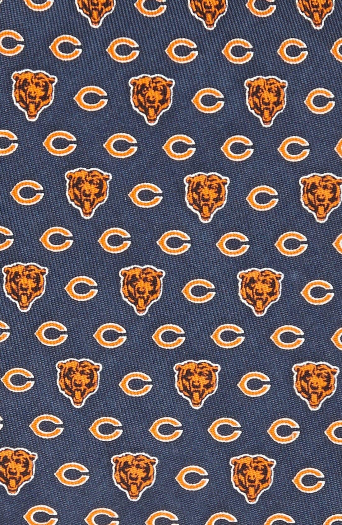 Chicago Bears Print Tie,                             Alternate thumbnail 2, color,                             414