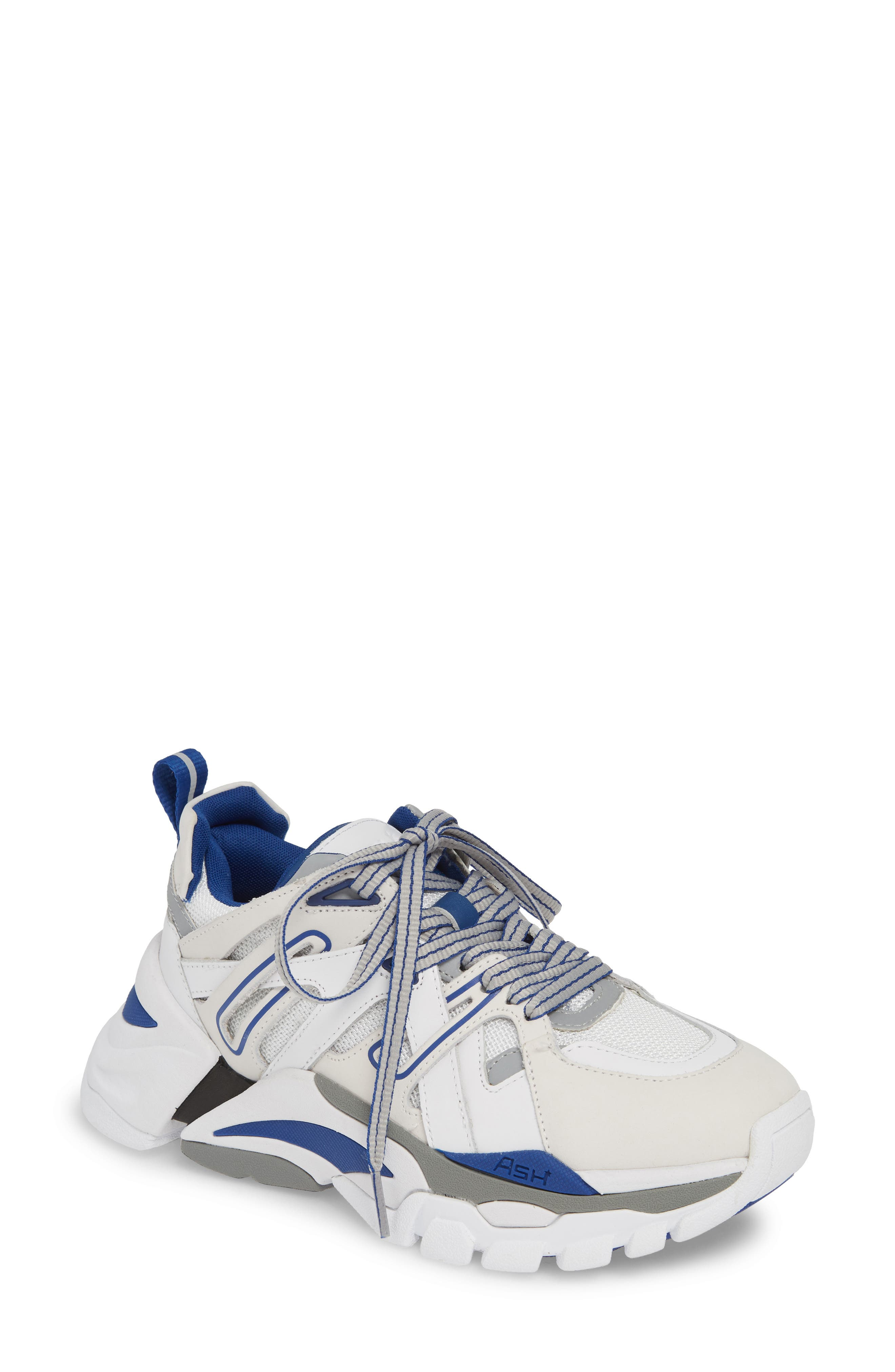Ash Flash Sneaker, Blue