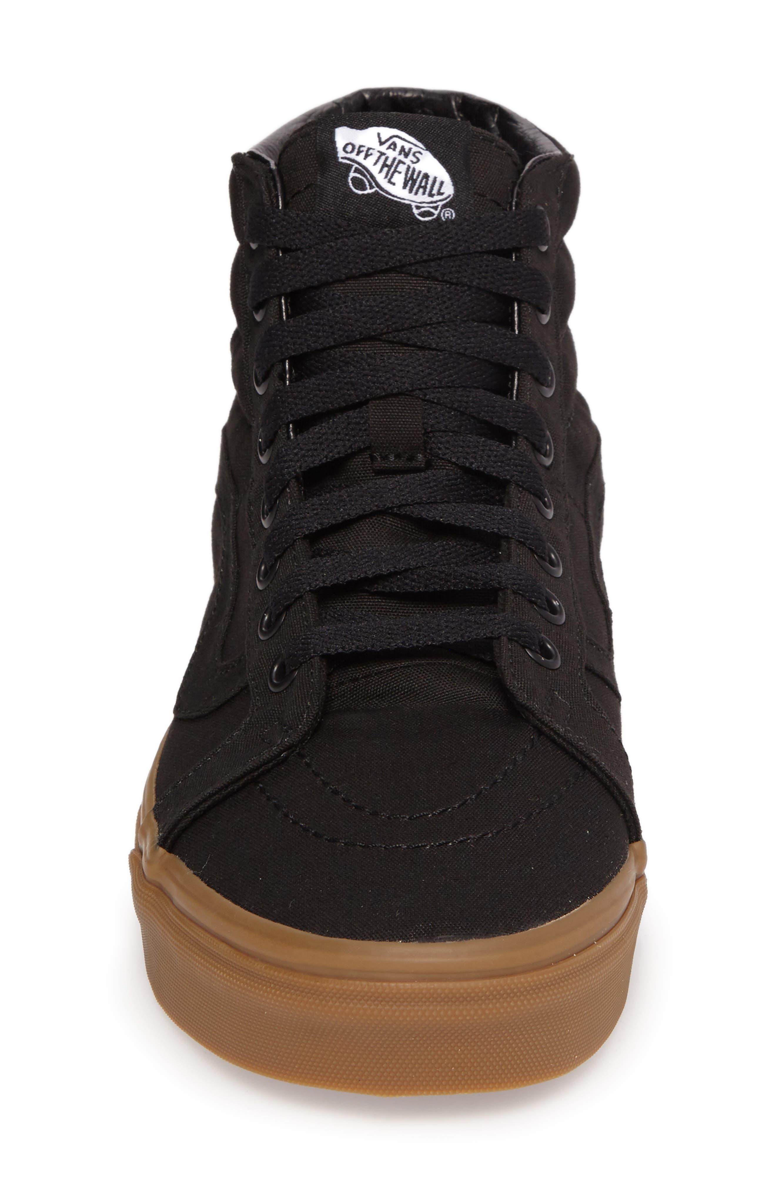 'Sk8-Hi Reissue' Sneaker,                             Alternate thumbnail 4, color,                             002