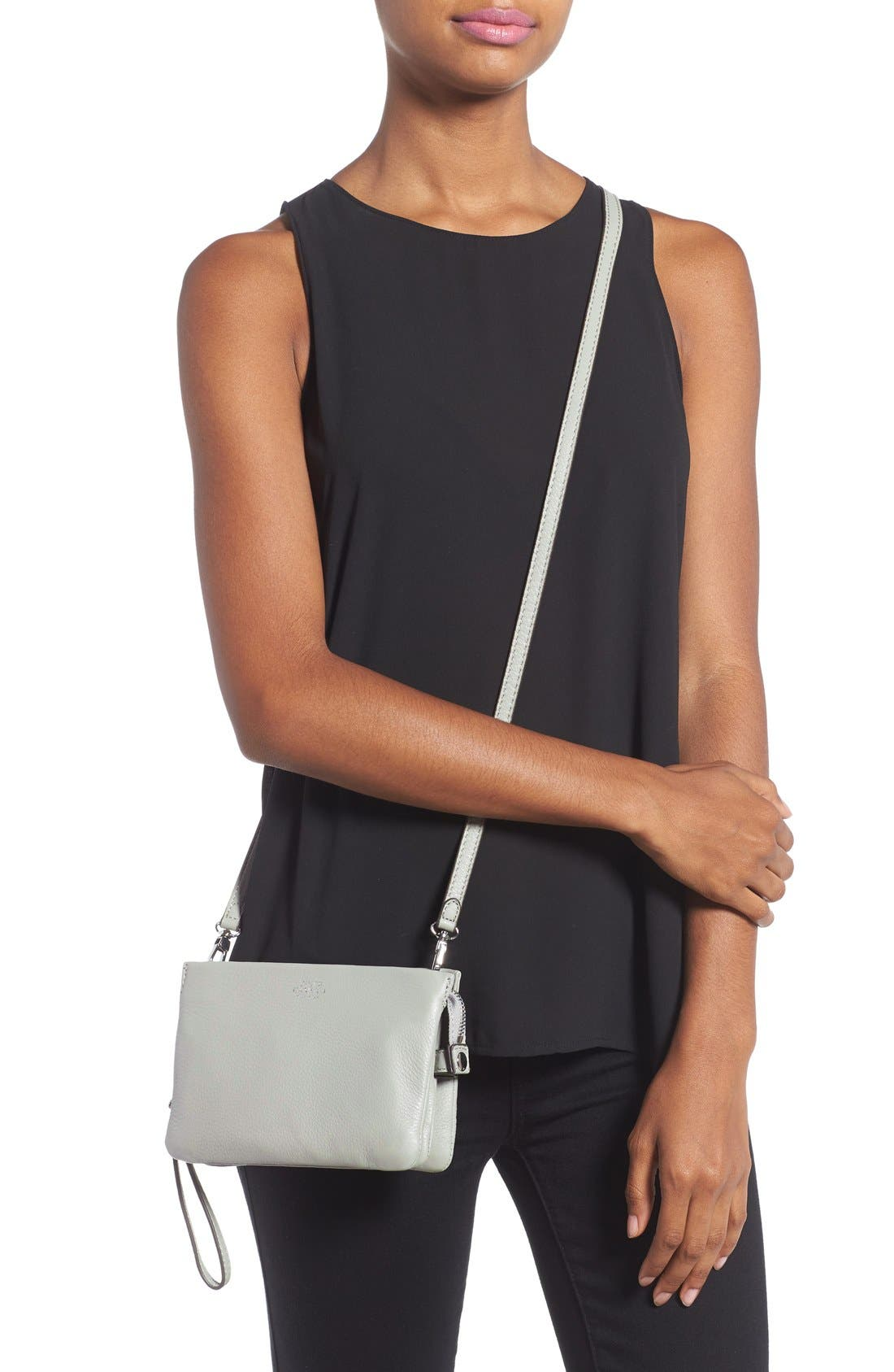 'Cami' Leather Crossbody Bag,                             Alternate thumbnail 41, color,