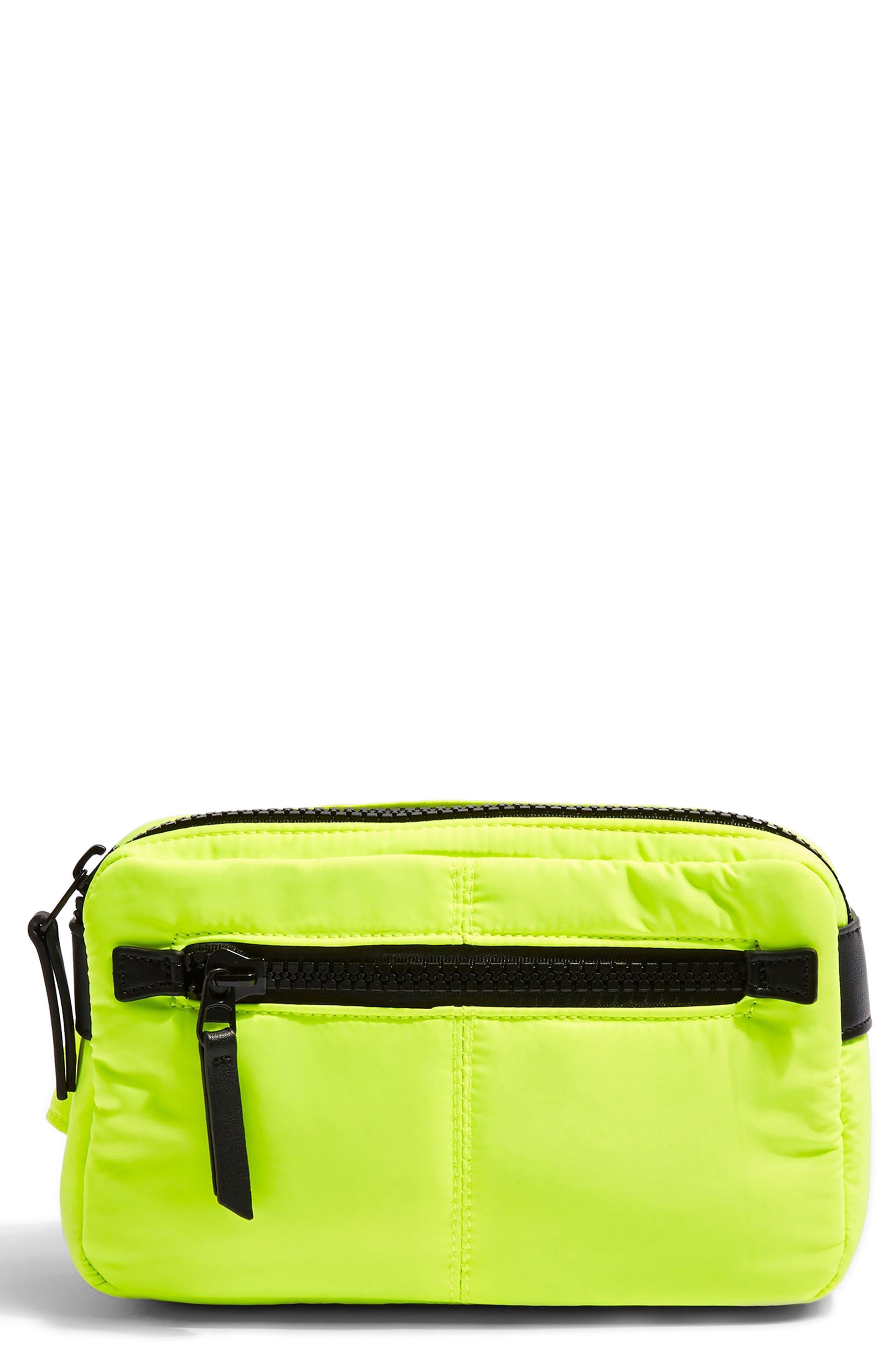 Topshop Berlin Belt Bag - Yellow 8bb7e987cf8b9